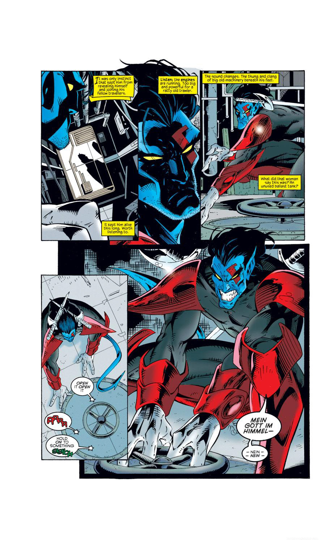 Read online X-Calibre comic -  Issue #2 - 17