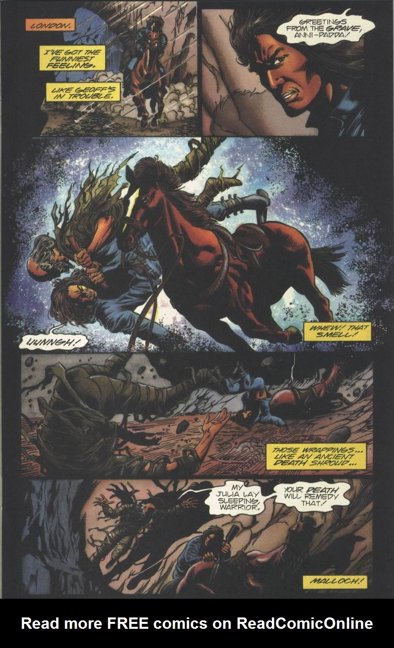 Read online Eternal Warrior (1992) comic -  Issue #26 - 10