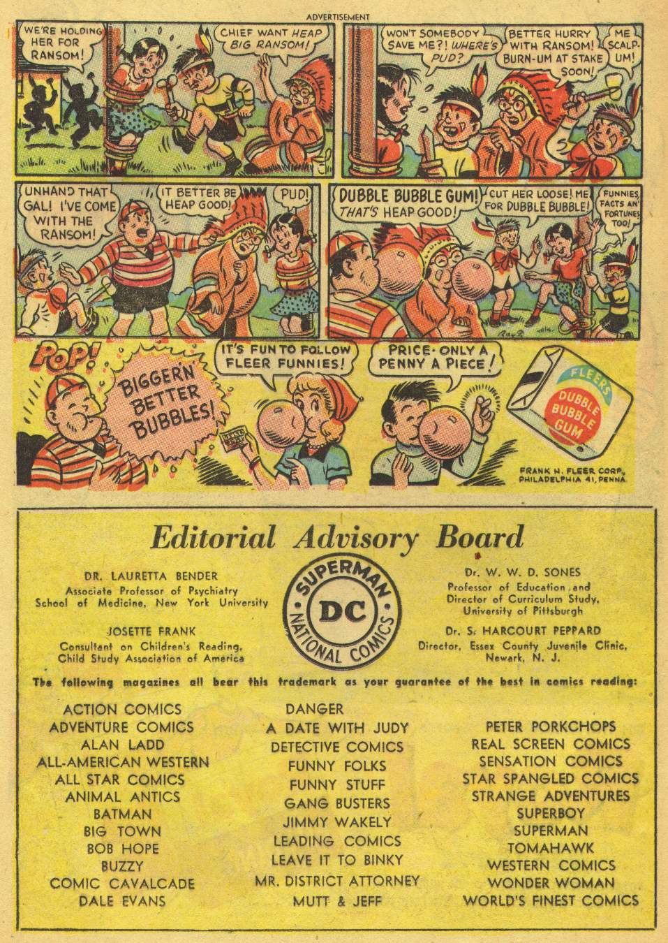 Read online Adventure Comics (1938) comic -  Issue #162 - 16