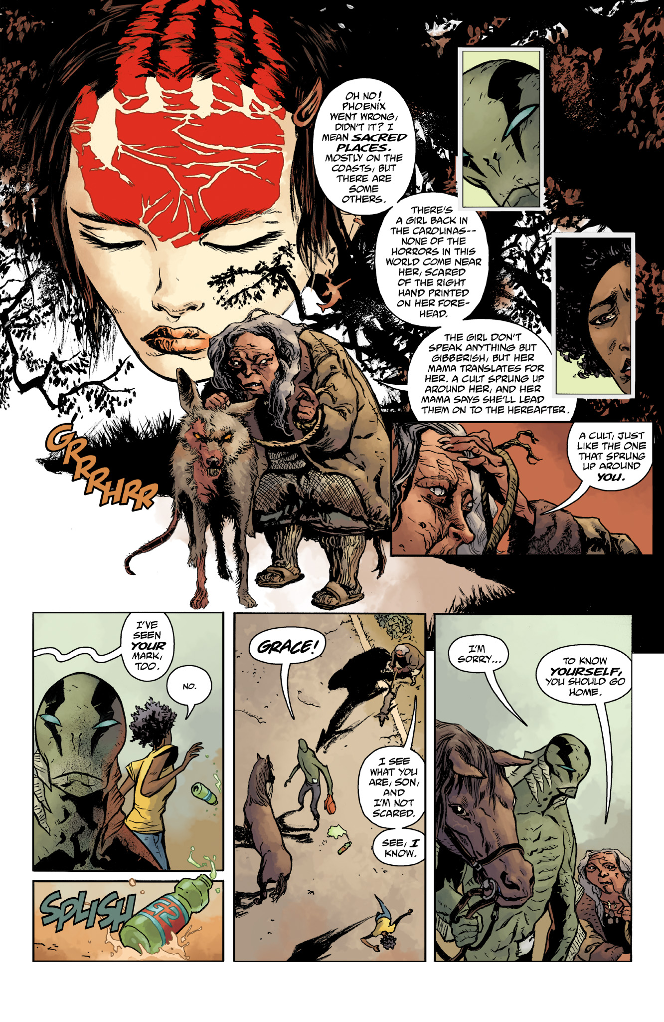 Read online Abe Sapien comic -  Issue #14 - 7