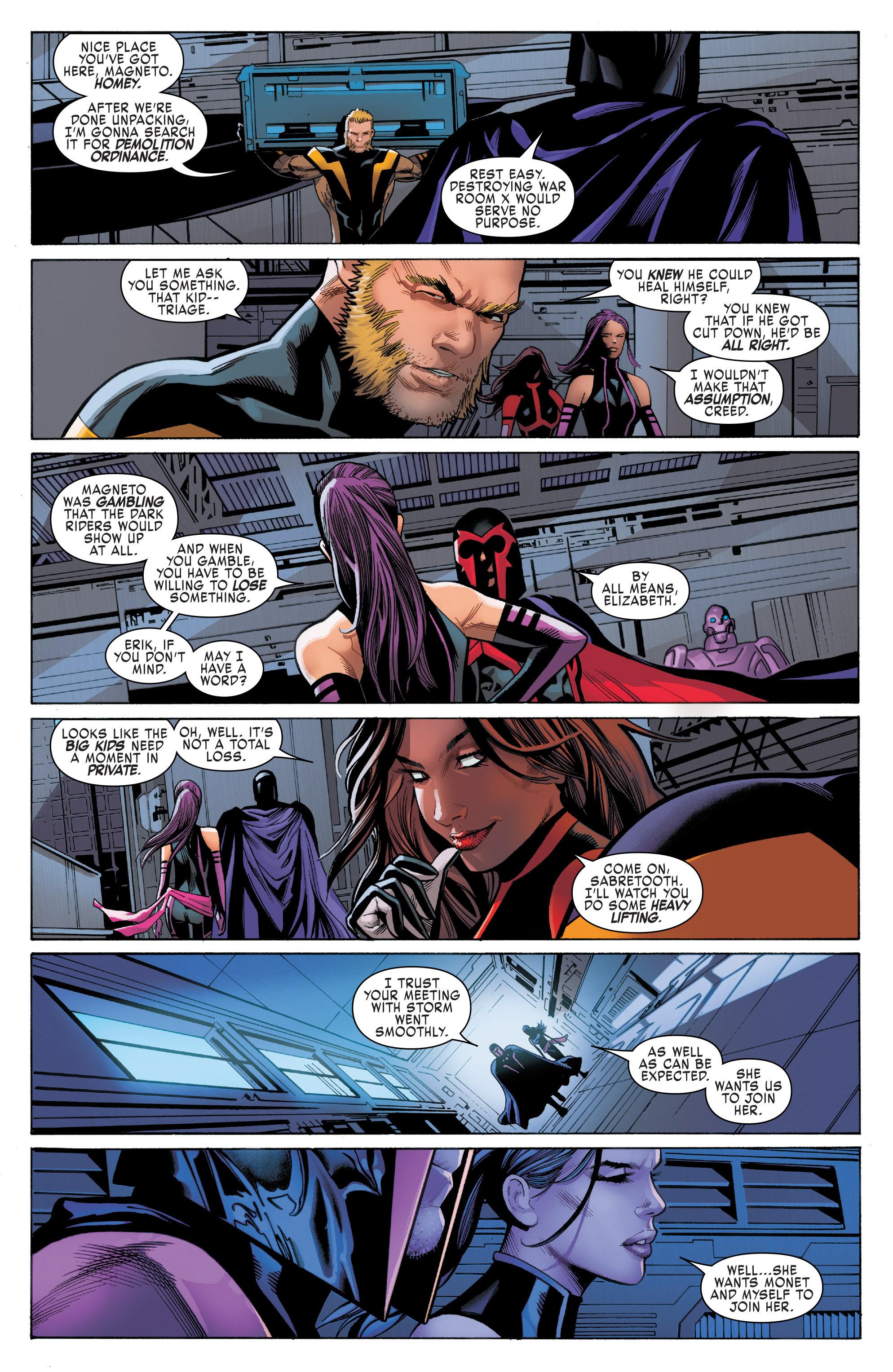 Read online Uncanny X-Men (2016) comic -  Issue #5 - 17
