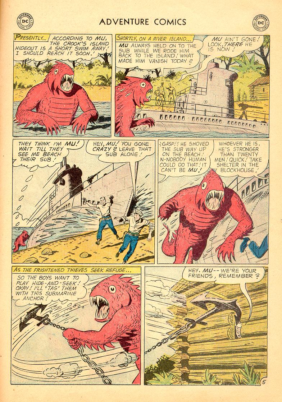 Read online Adventure Comics (1938) comic -  Issue #274 - 31