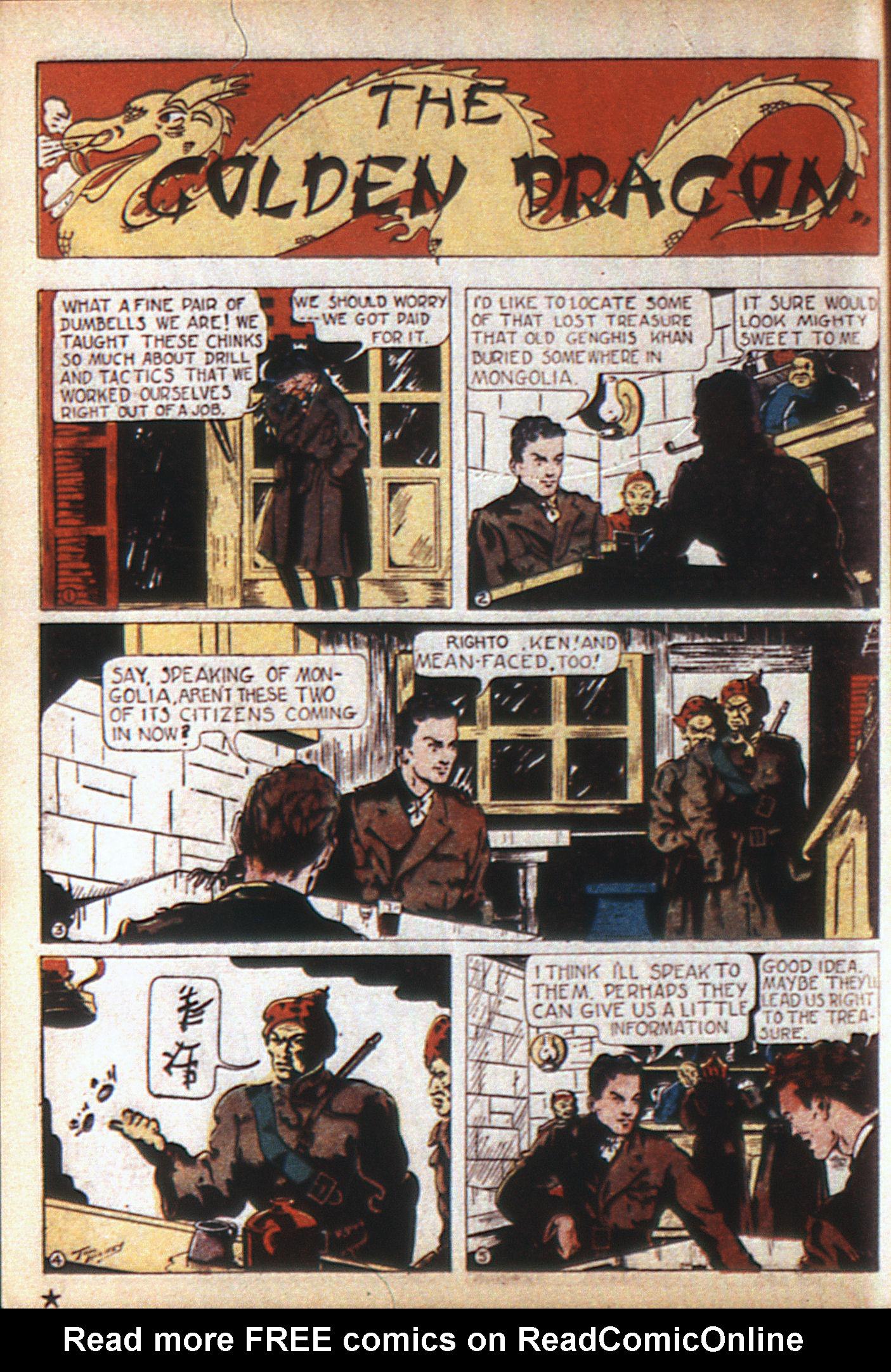 Read online Adventure Comics (1938) comic -  Issue #6 - 62