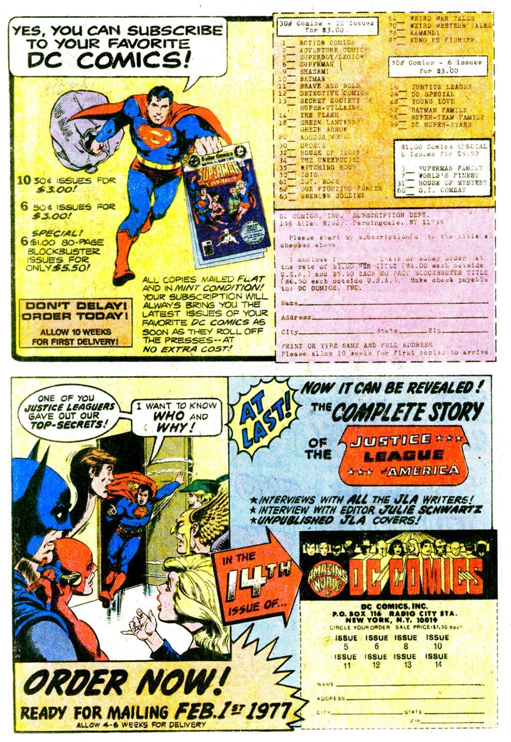 Read online Sgt. Rock comic -  Issue #303 - 19