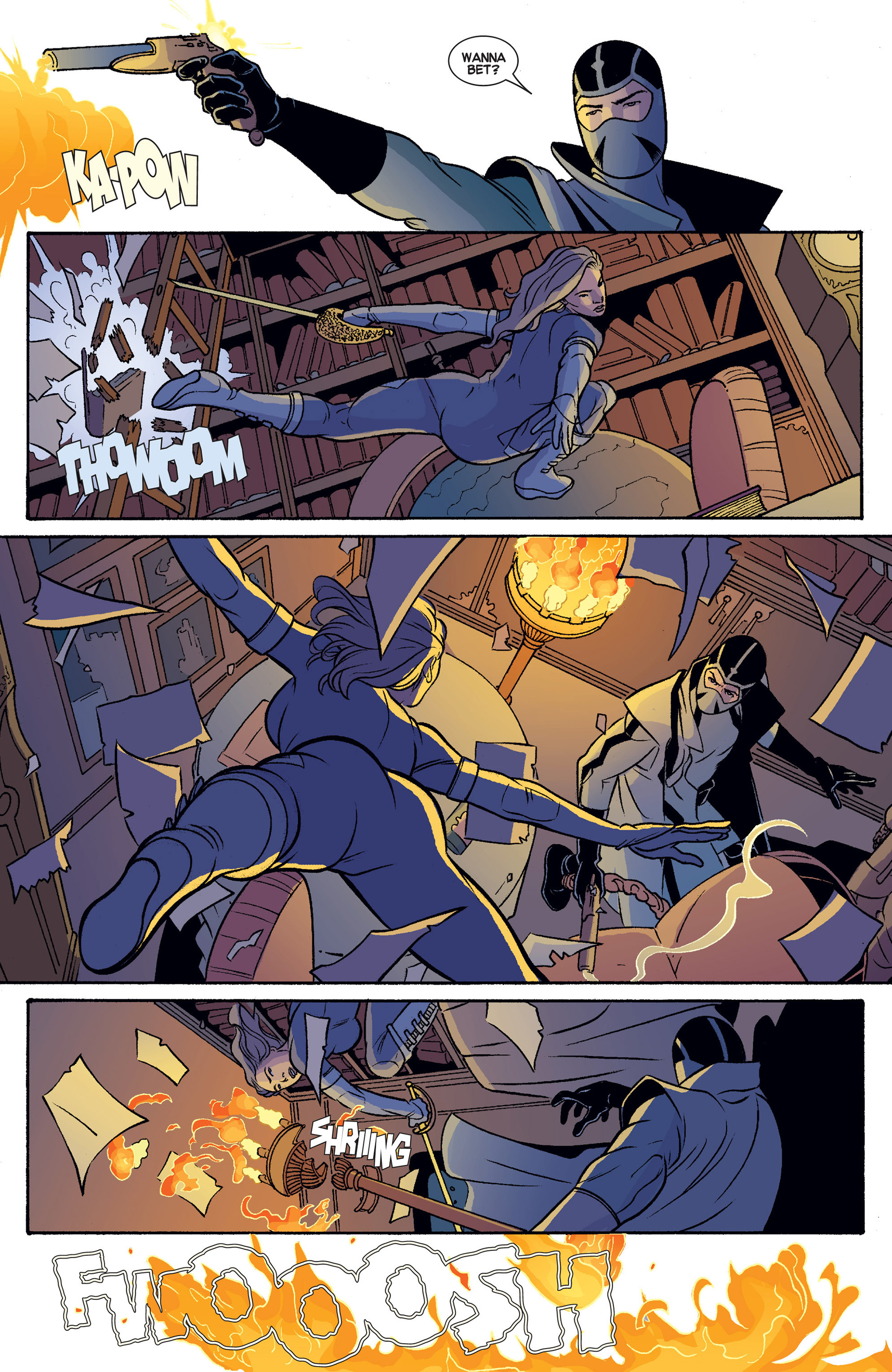 Read online Uncanny X-Force (2013) comic -  Issue #9 - 11