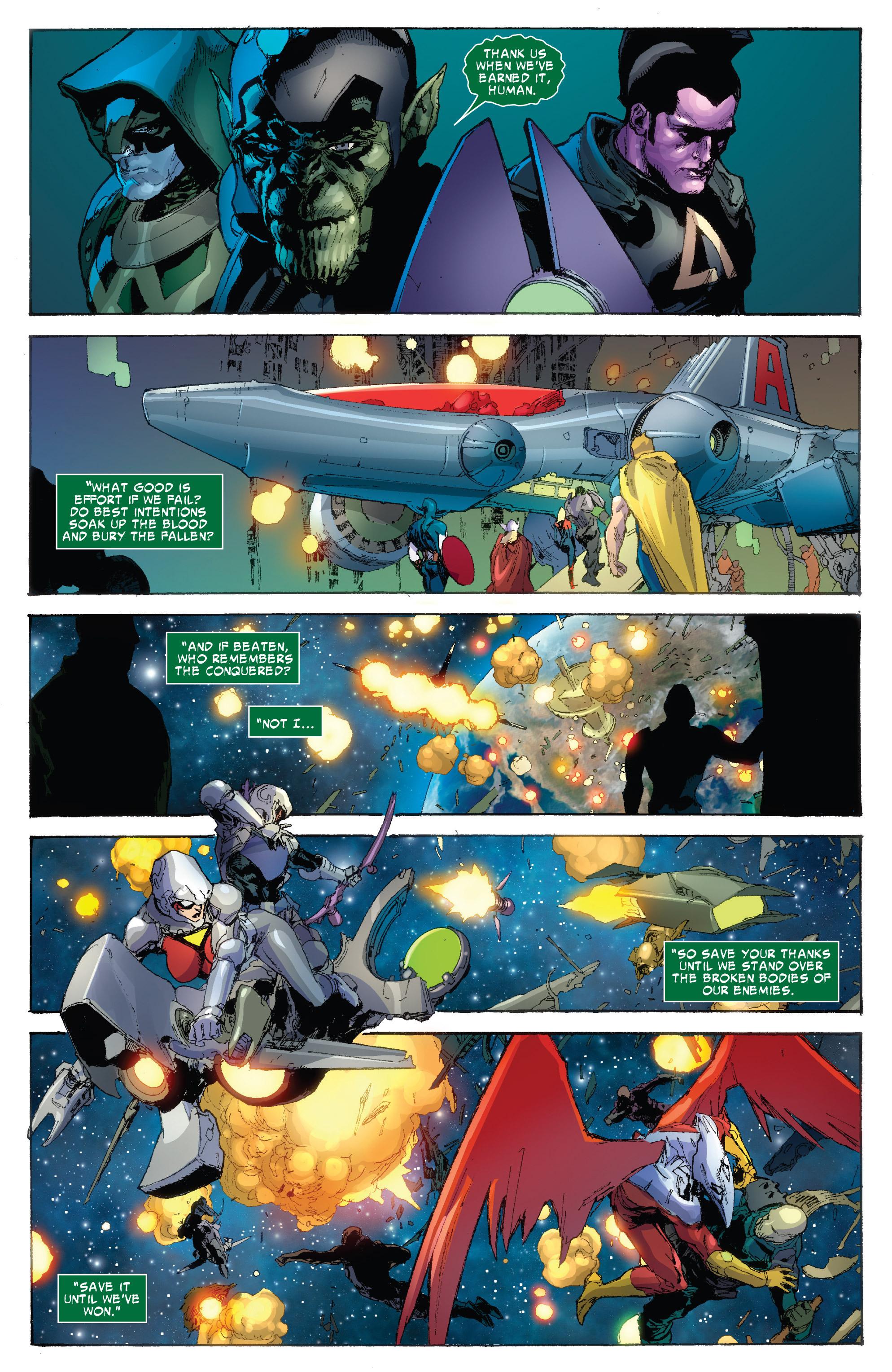 Read online Avengers (2013) comic -  Issue #Avengers (2013) _TPB 4 - 166