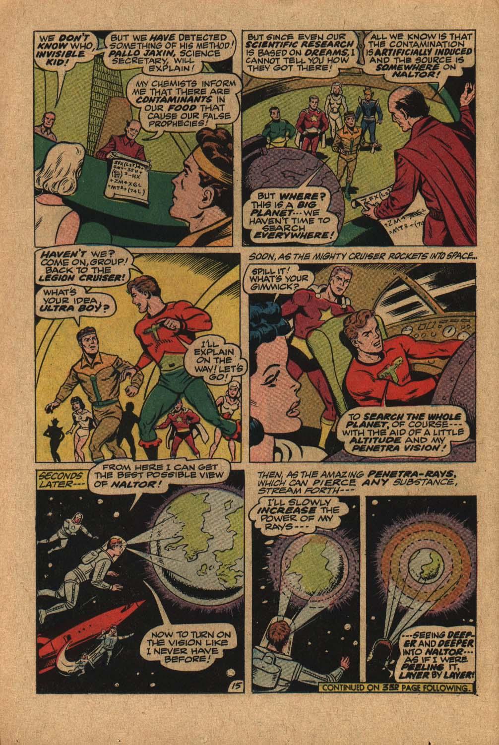 Read online Adventure Comics (1938) comic -  Issue #363 - 22