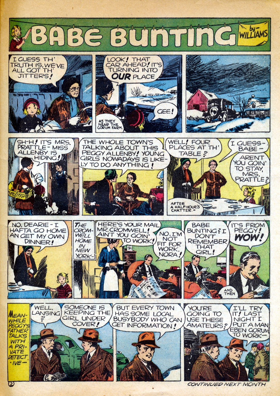 Read online Famous Funnies comic -  Issue #82 - 55