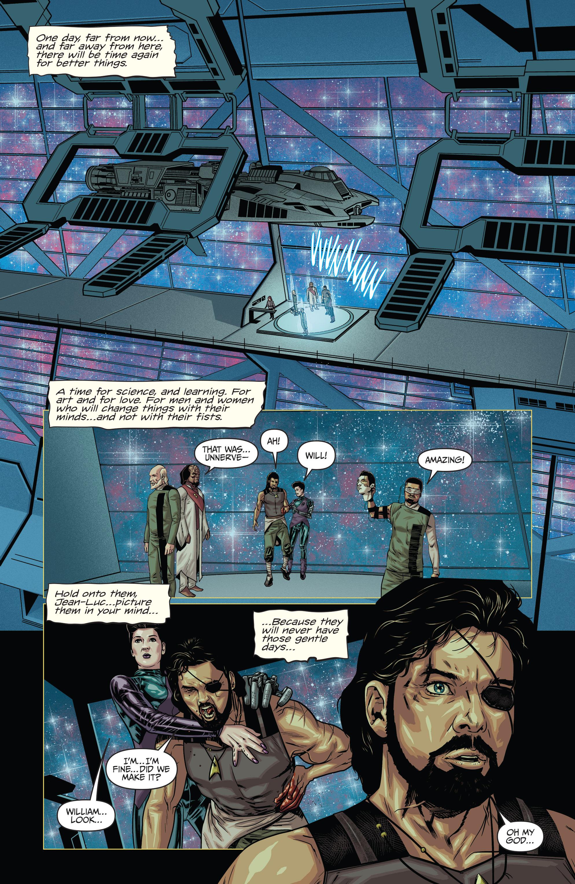 Read online Star Trek: Deviations comic -  Issue # Full - 24