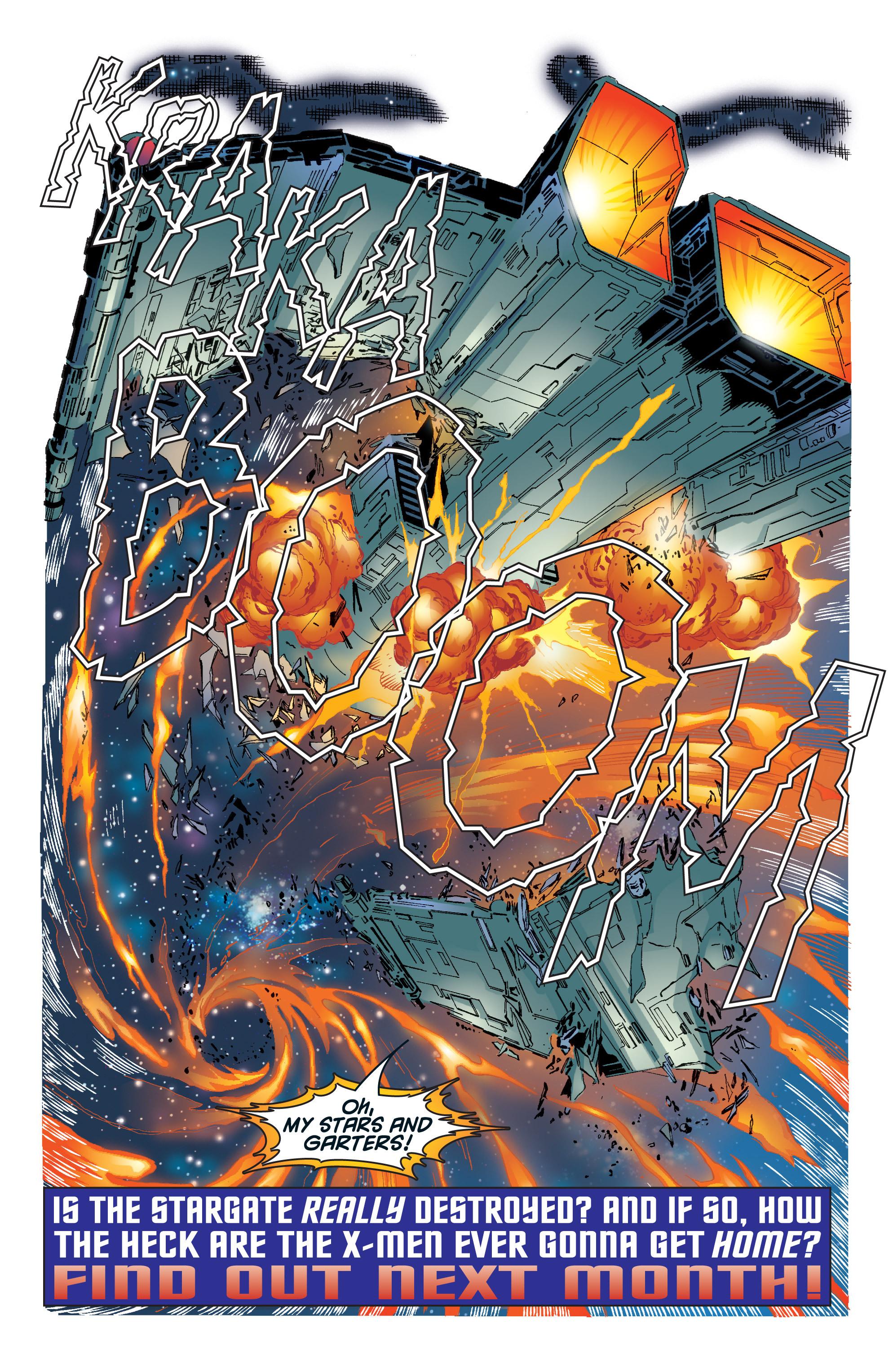 Read online Uncanny X-Men (1963) comic -  Issue #345 - 25