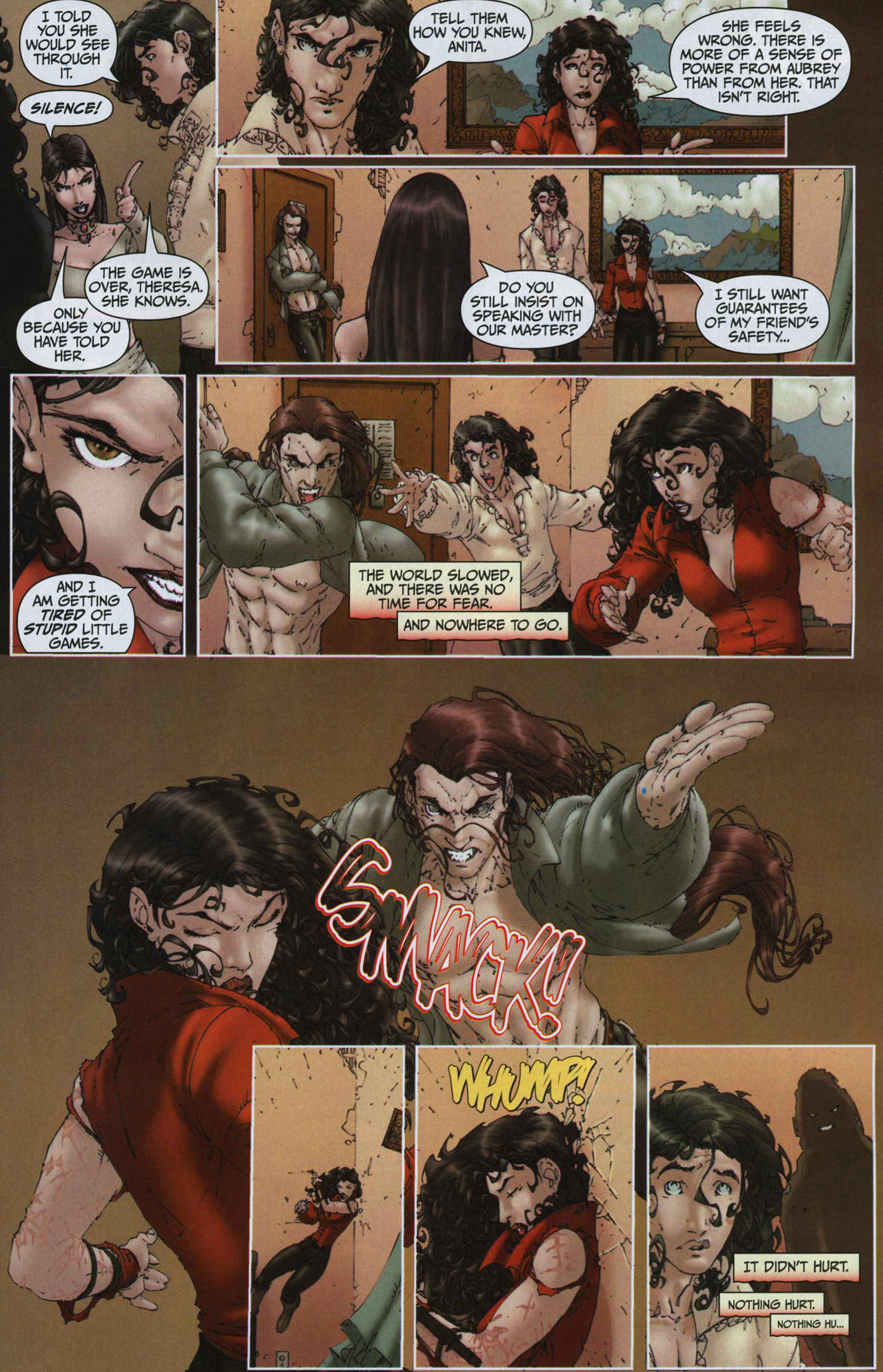 Read online Anita Blake, Vampire Hunter: Guilty Pleasures comic -  Issue #2 - 15