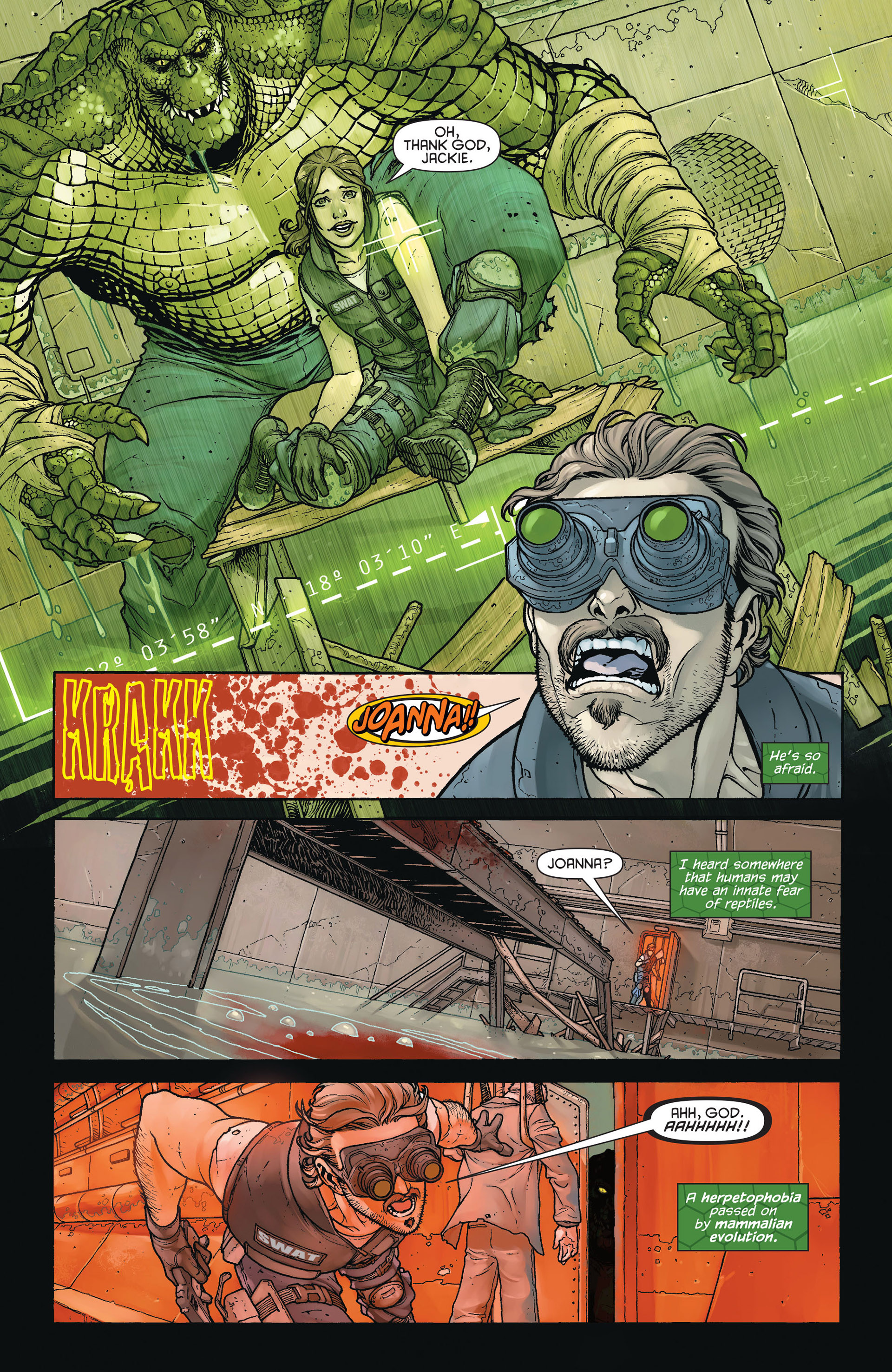 Read online Batman and Robin (2011) comic -  Issue #23.4 - 15