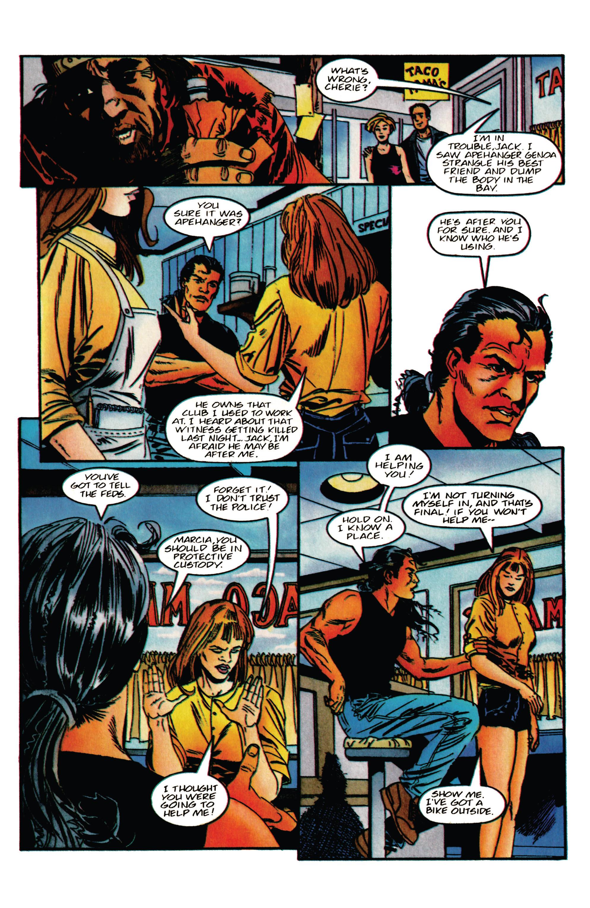 Read online Shadowman (1992) comic -  Issue #35 - 13