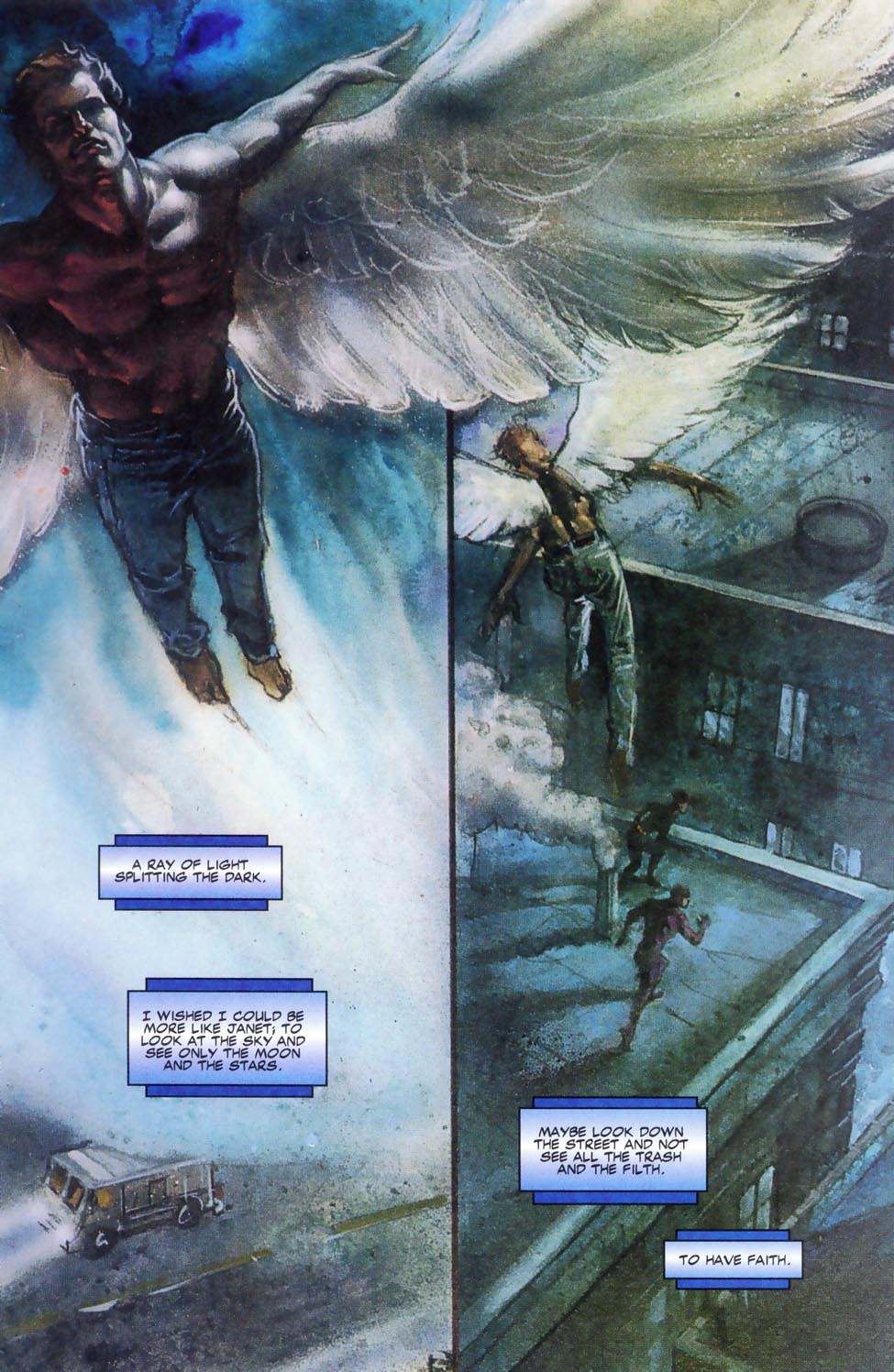 Read online Code of Honor comic -  Issue #2 - 11