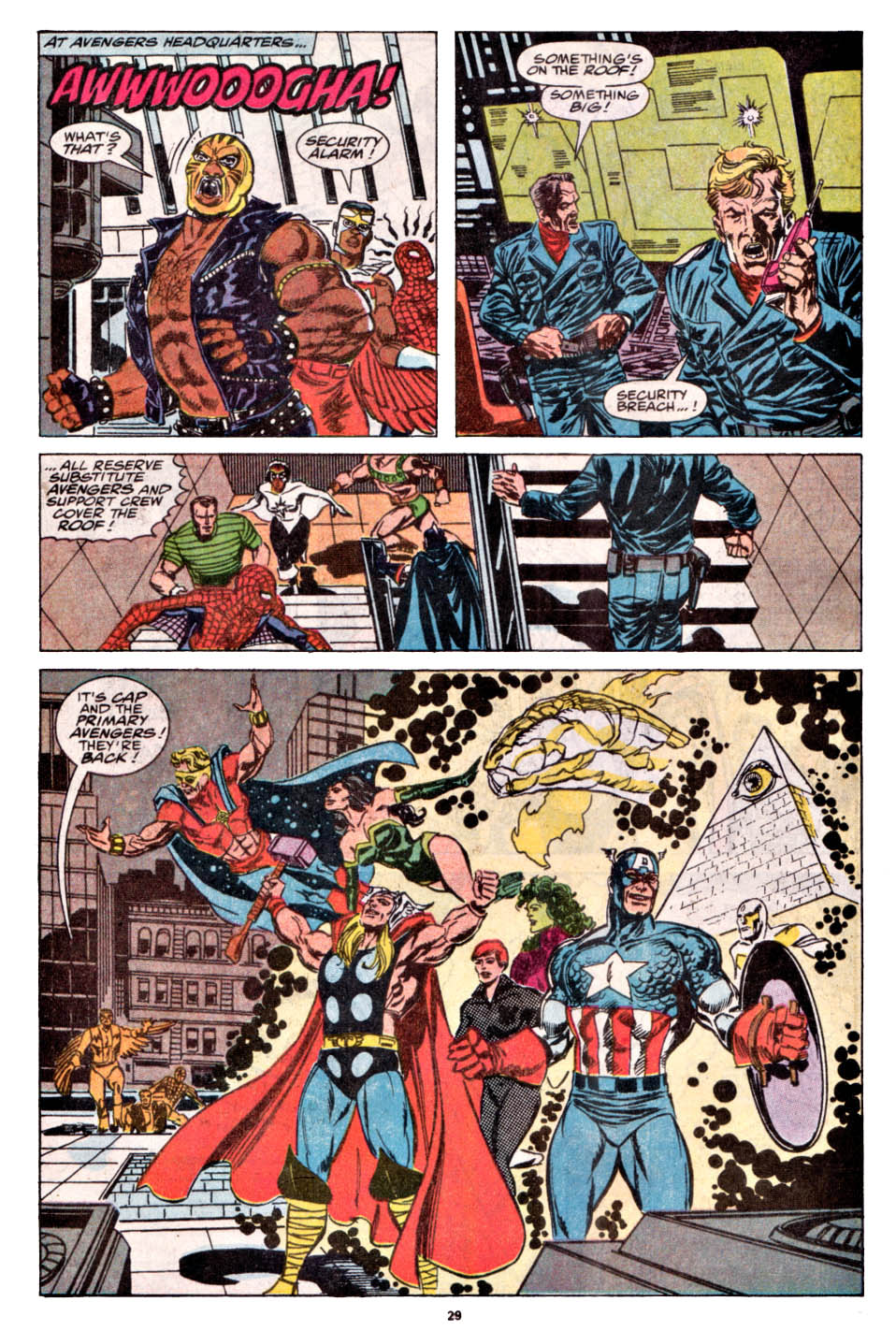 The Avengers (1963) 330 Page 21
