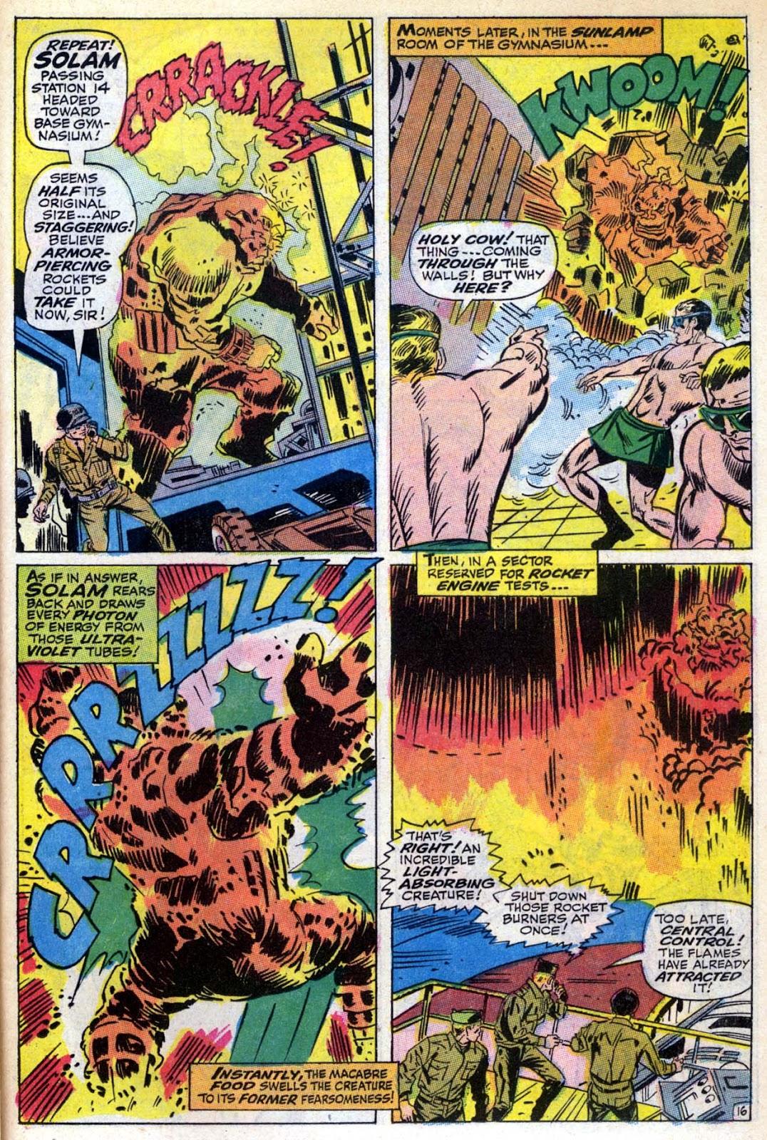 Captain Marvel (1968) Issue #6 #6 - English 17