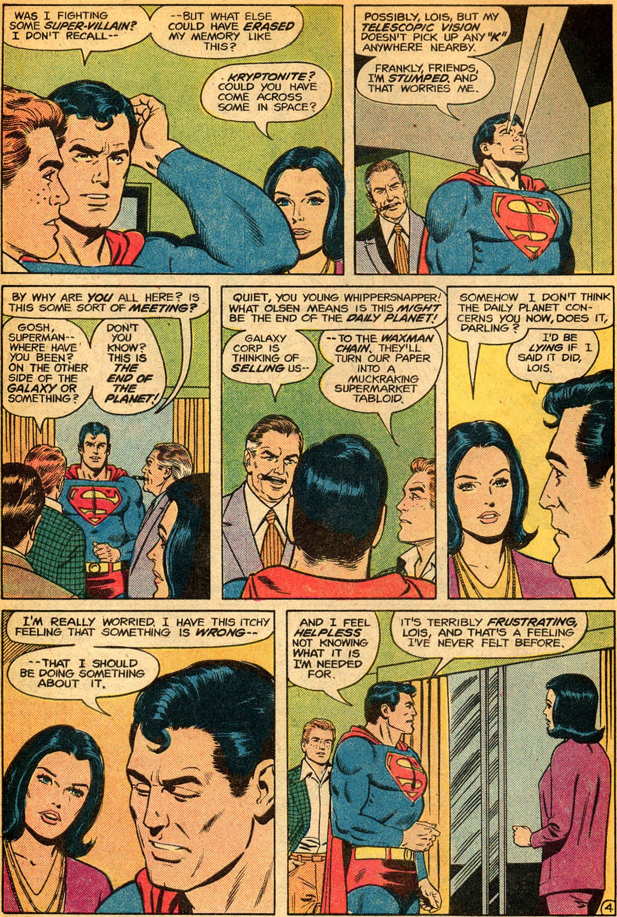 Read online Action Comics (1938) comic -  Issue #529 - 5