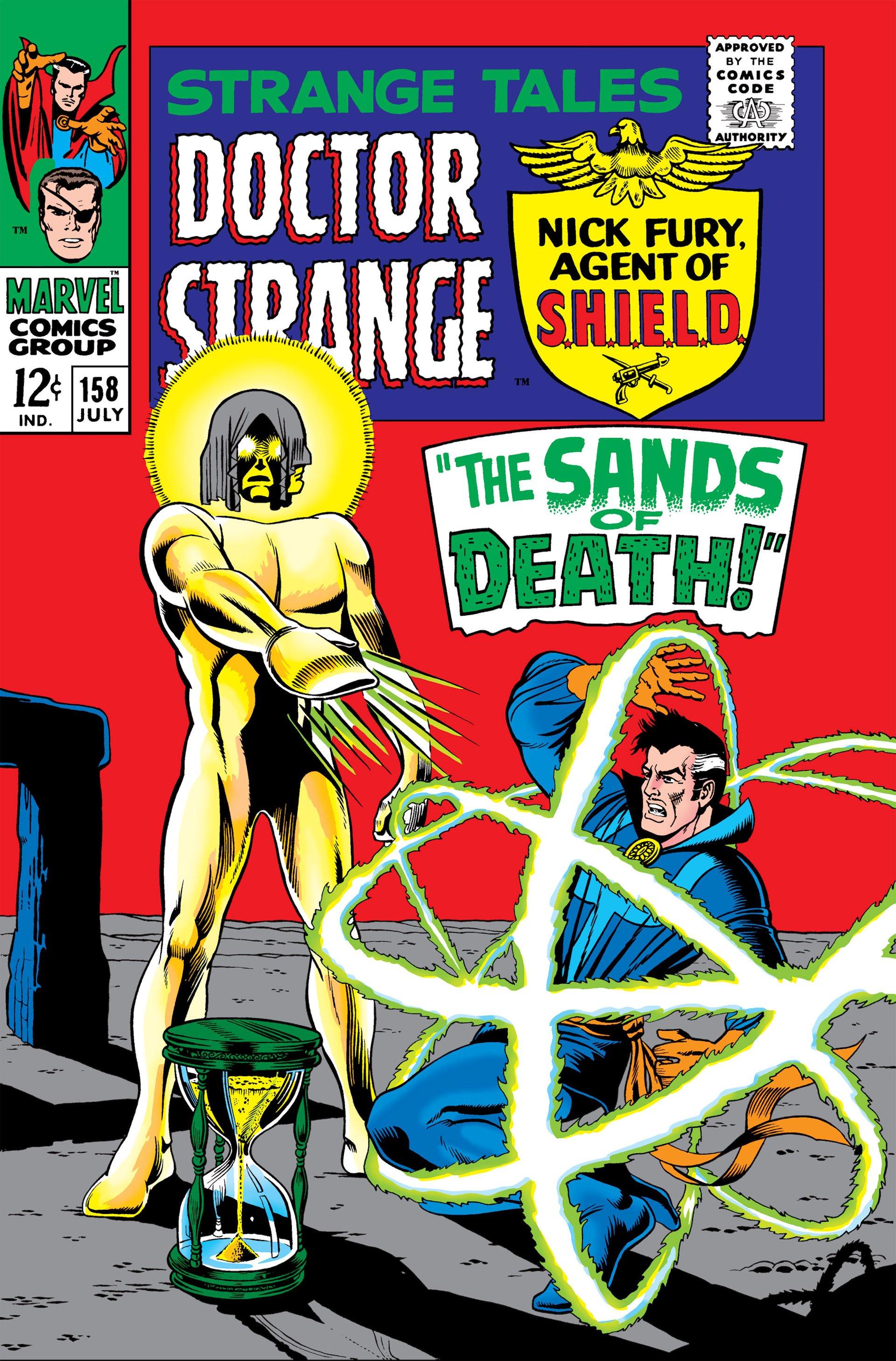 Strange Tales (1951) 158 Page 1