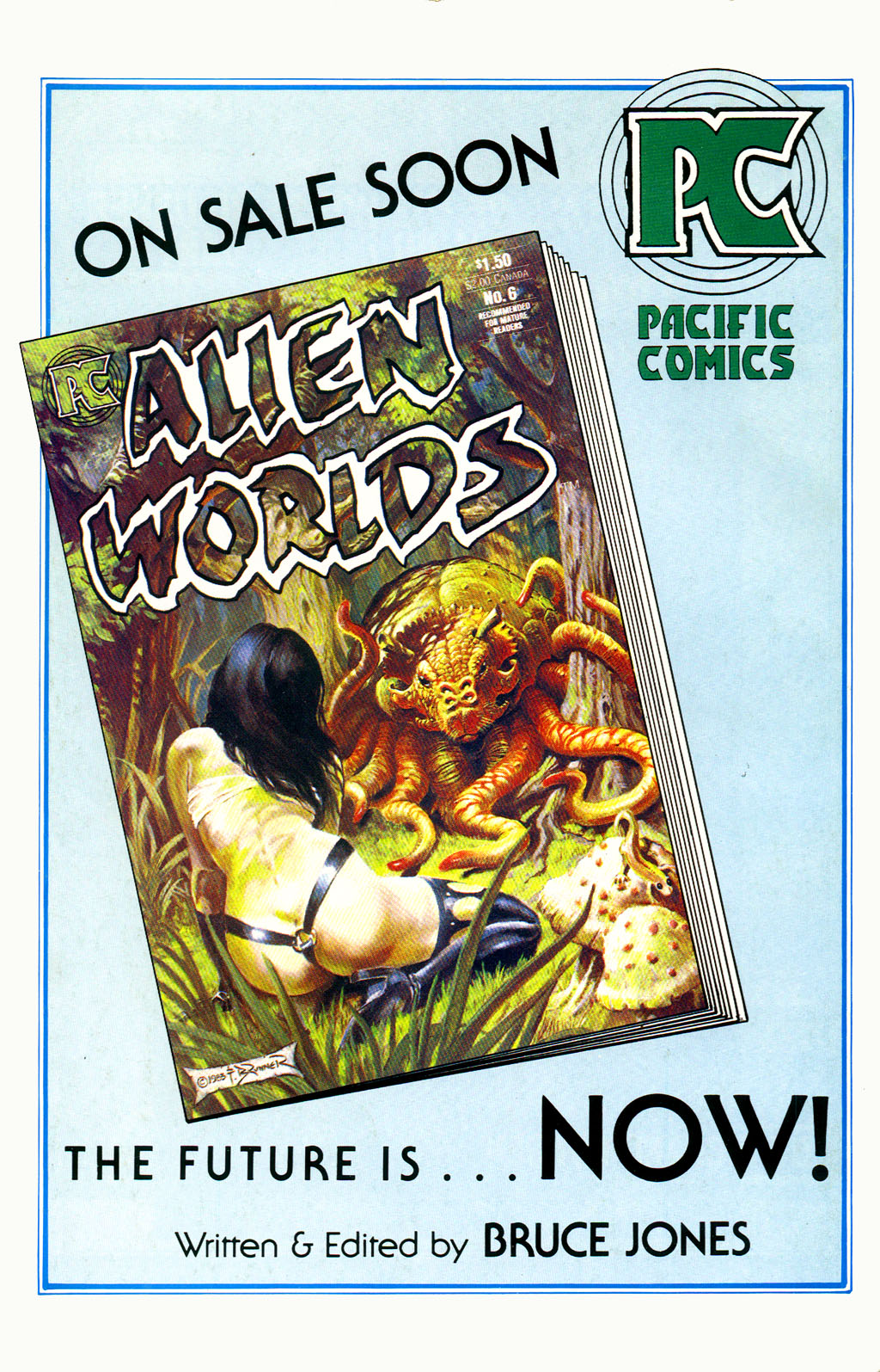 Read online Twisted Tales (1982) comic -  Issue #6 - 36