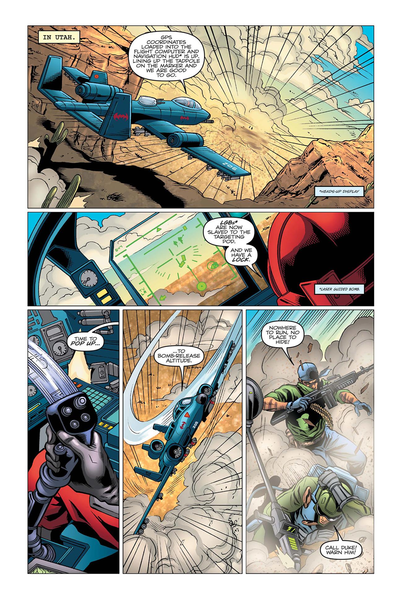 G.I. Joe: A Real American Hero 165 Page 10
