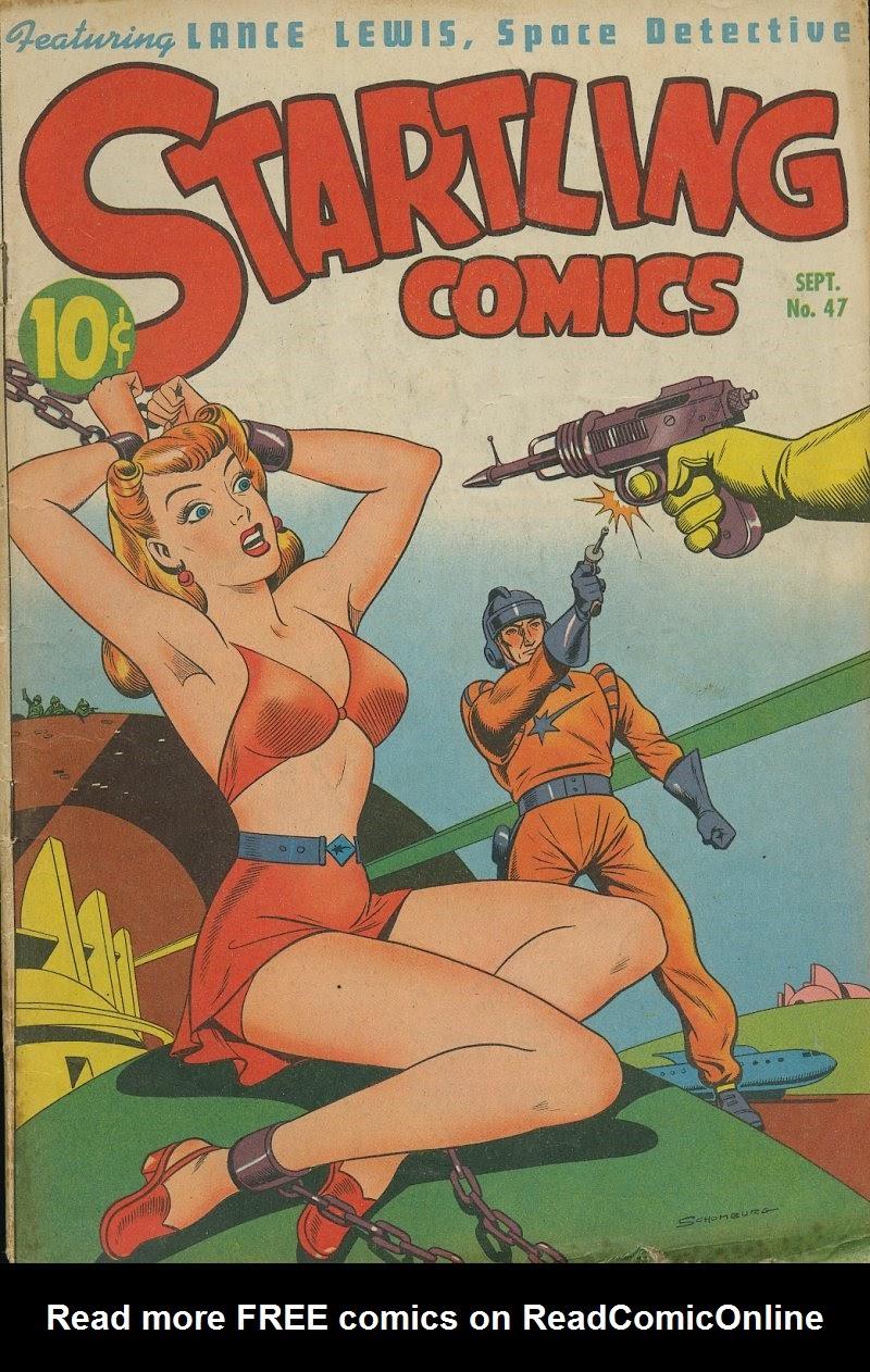 Startling Comics 47 Page 1