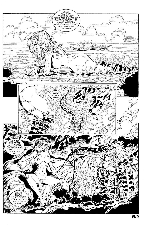 Read online Jungle Fantasy (2002) comic -  Issue #4 - 14