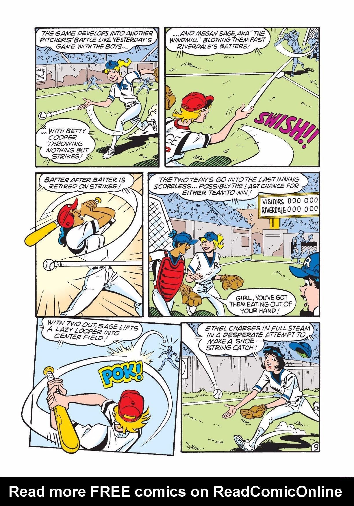 Read online Archie 1000 Page Comics Bonanza comic -  Issue #3 (Part 1) - 170