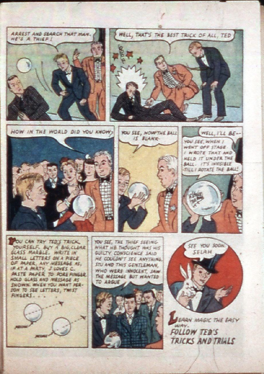 Read online Super-Magician Comics comic -  Issue #3 - 54