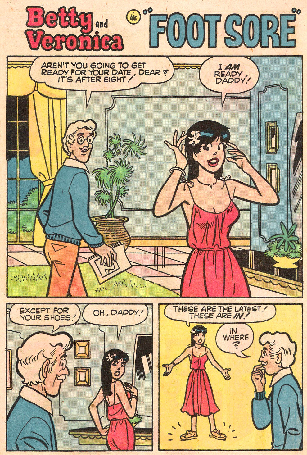 Read online Archie's Girls Betty and Veronica comic -  Issue #268 - 29