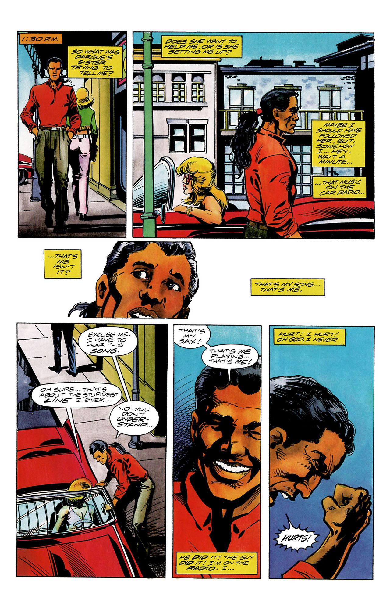 Read online Shadowman (1992) comic -  Issue #11 - 21