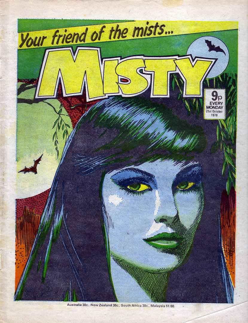 Misty (1978) 38 Page 1