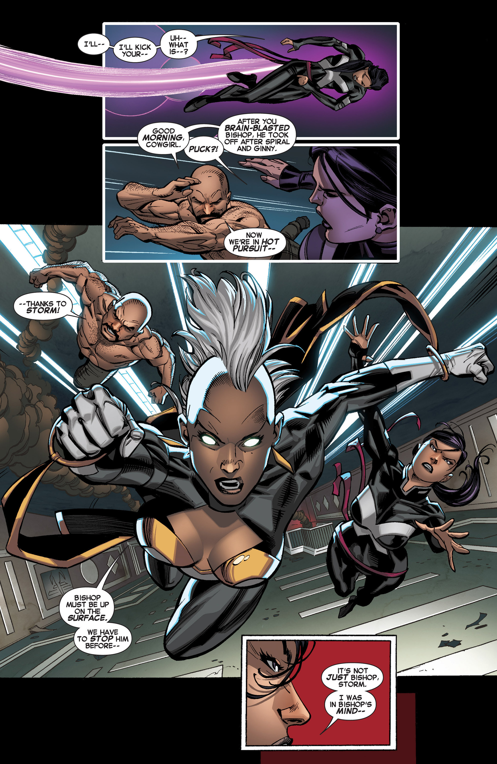 Read online Uncanny X-Force (2013) comic -  Issue #4 - 8