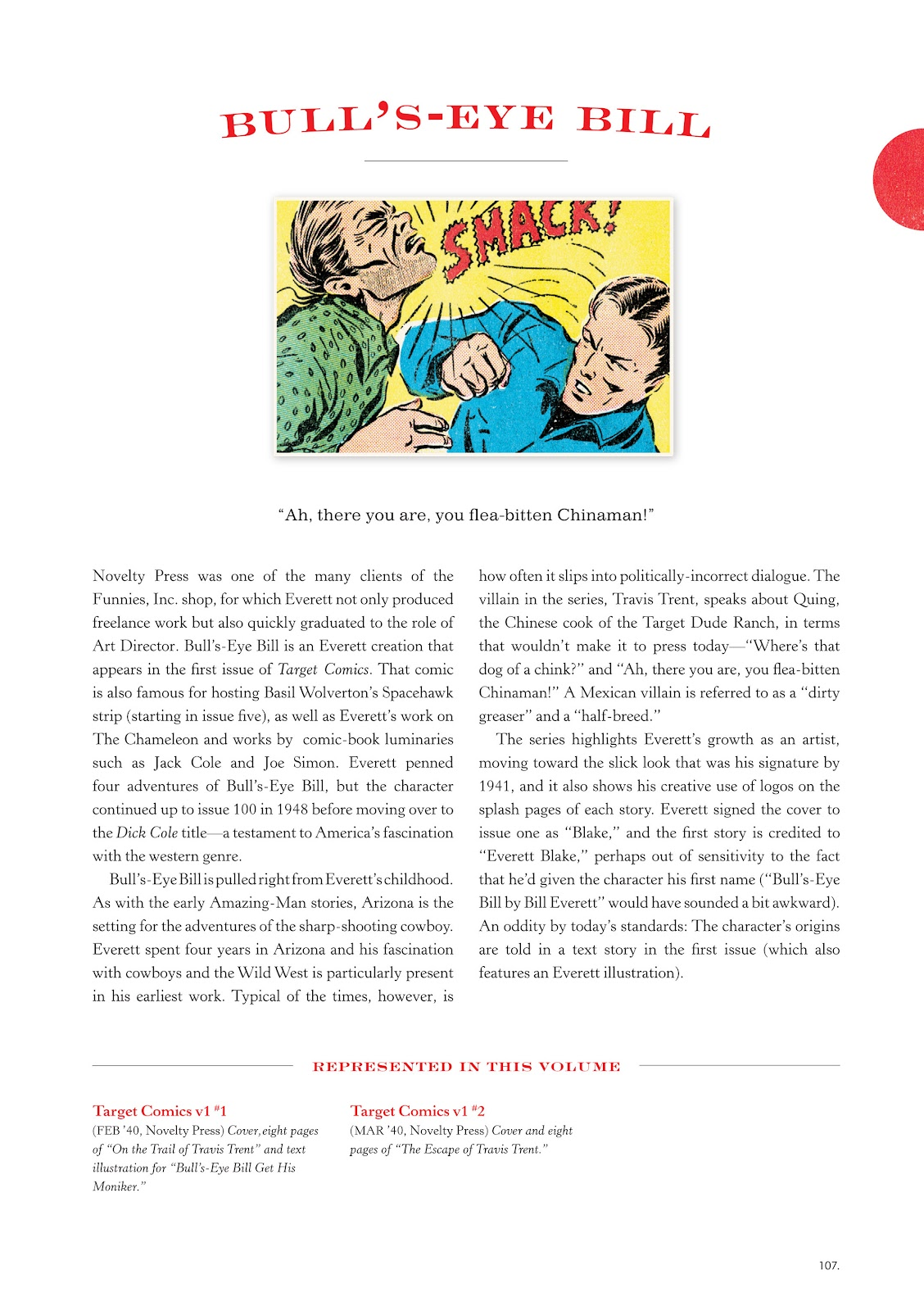 Read online The Bill Everett Archives comic -  Issue # TPB 1 (Part 2) - 7