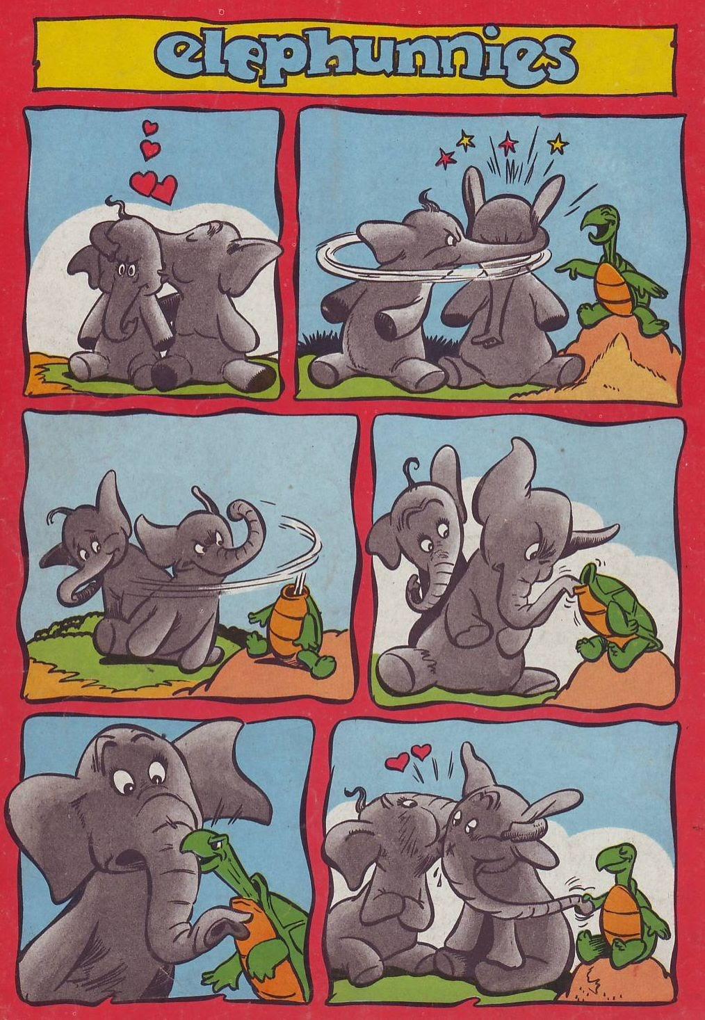 Read online Animal Comics comic -  Issue #16 - 36