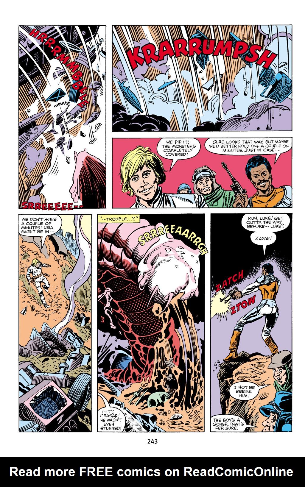 Read online Star Wars Omnibus comic -  Issue # Vol. 16 - 240