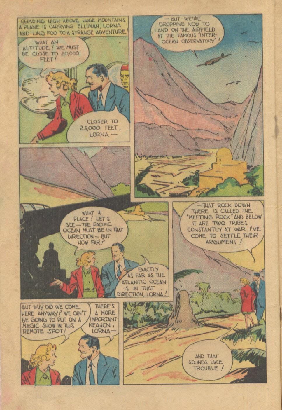 Super-Magician Comics issue 53 - Page 4