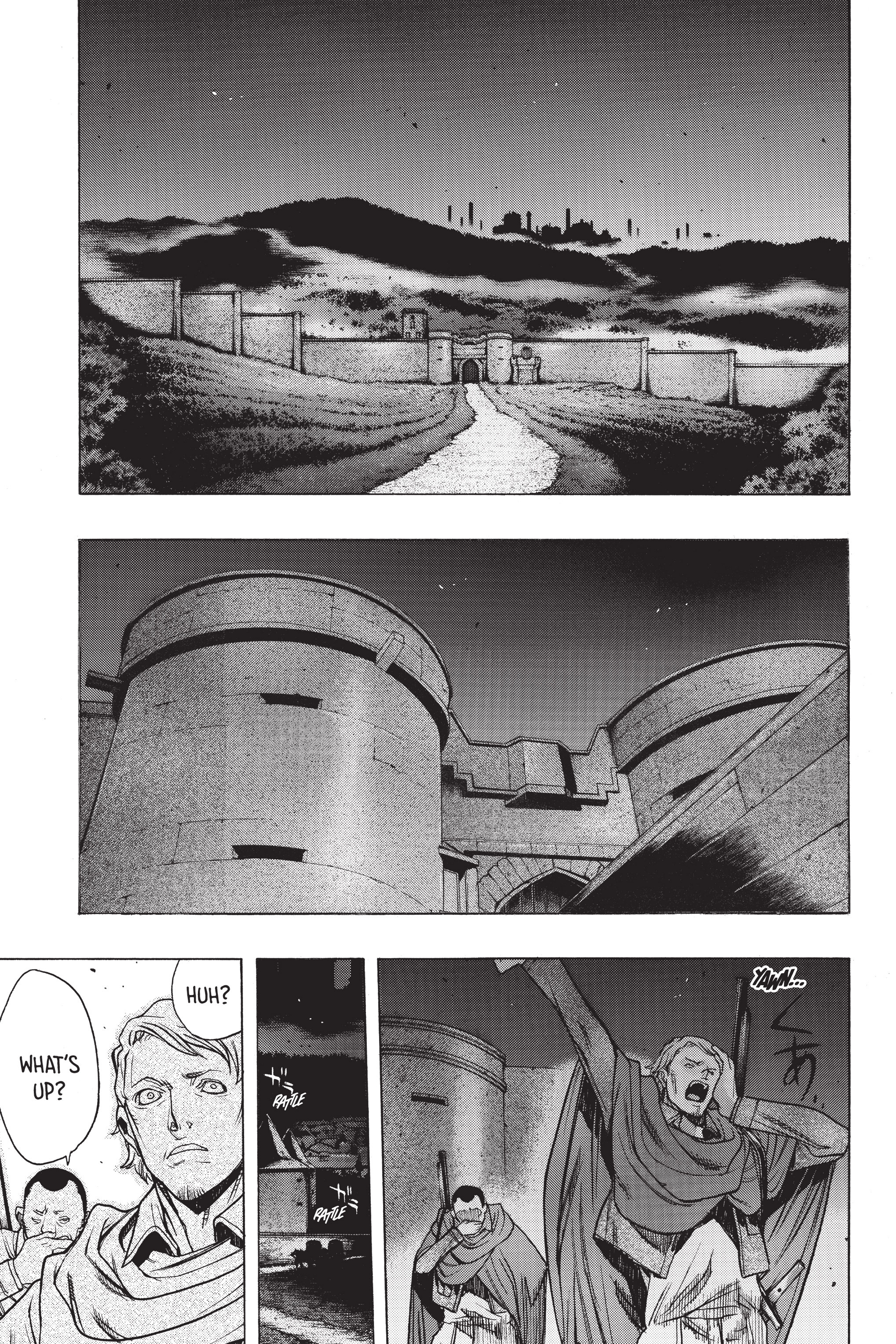 Read online Attack on Titan: Before the Fall comic -  Issue #8 - 57