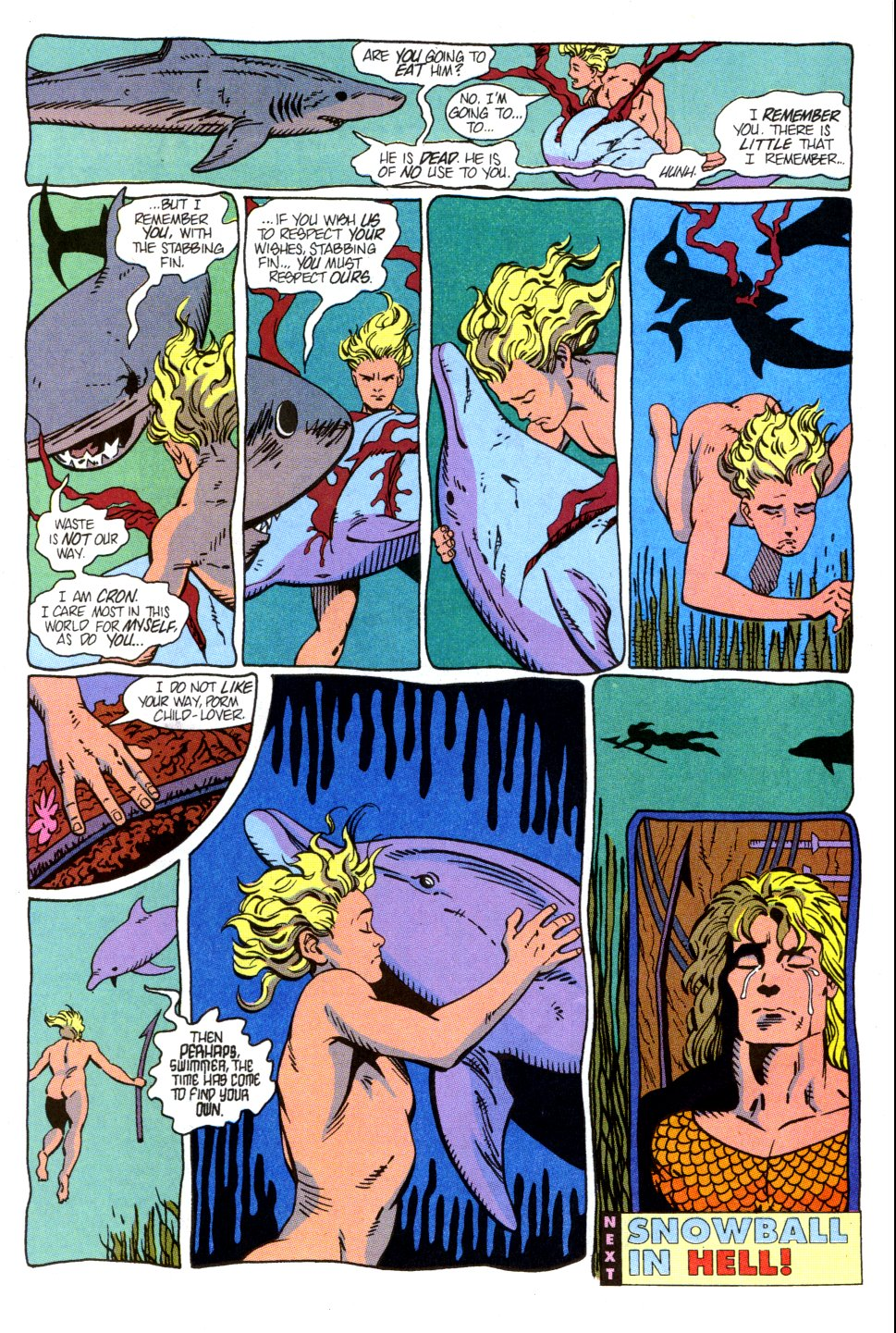 Read online Aquaman: Time and Tide comic -  Issue #2 - 23