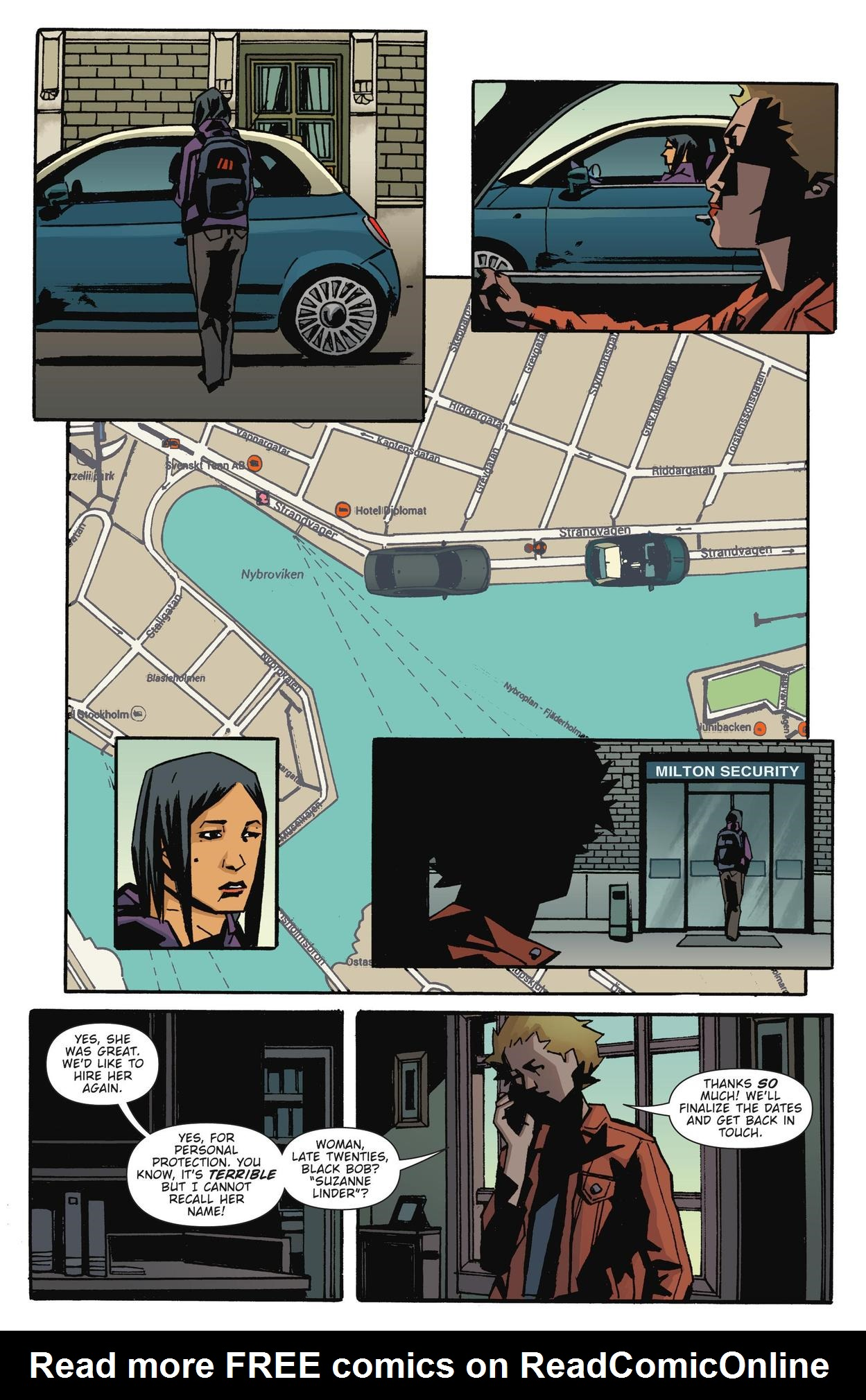 Read online The Girl Who Kicked The Hornet's Nest comic -  Issue # TPB - 162