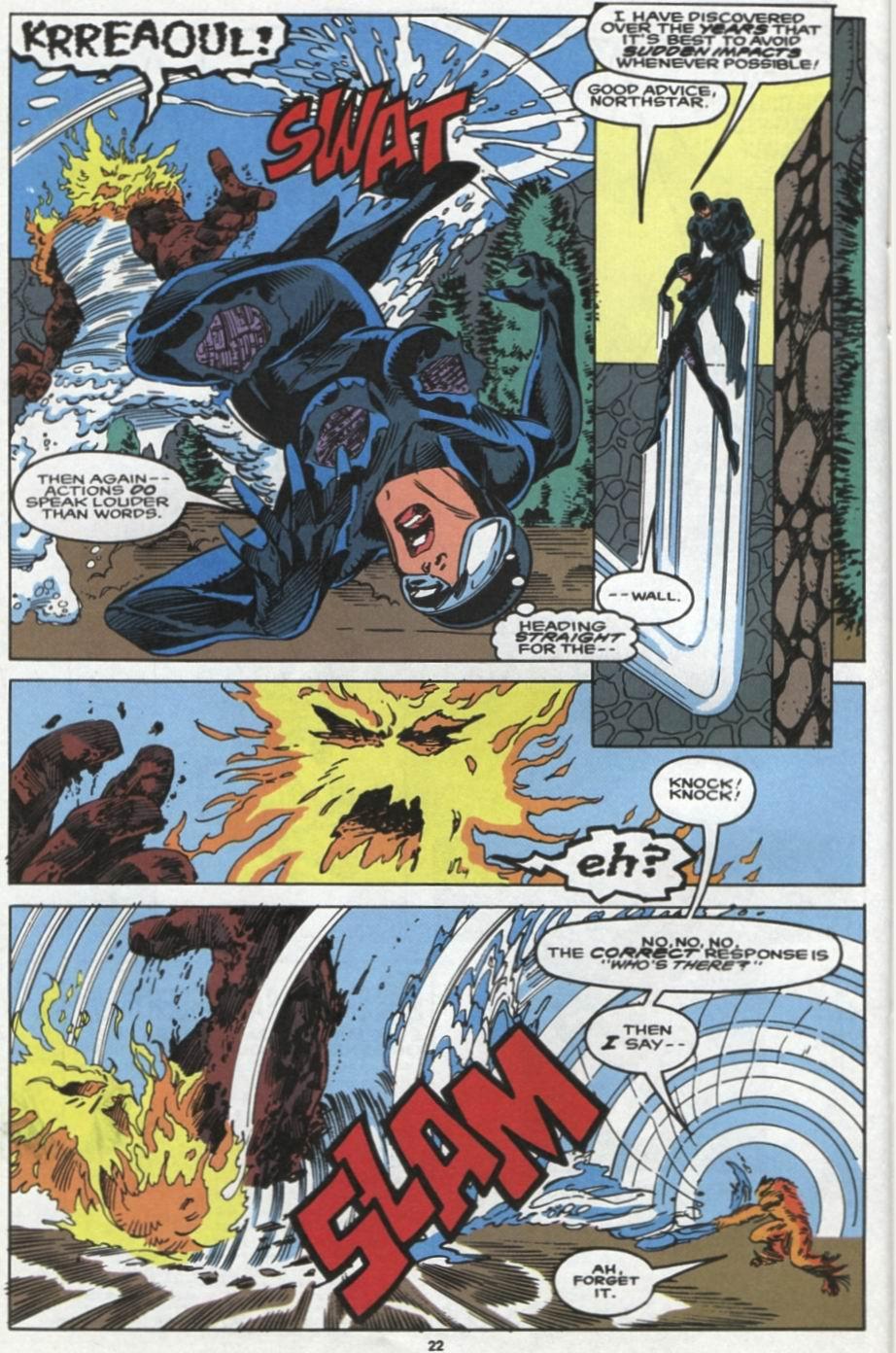 Read online Alpha Flight (1983) comic -  Issue #103 - 17
