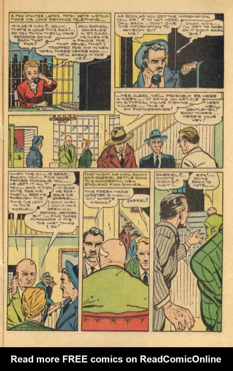 Shadow Comics #101 #94 - English 34
