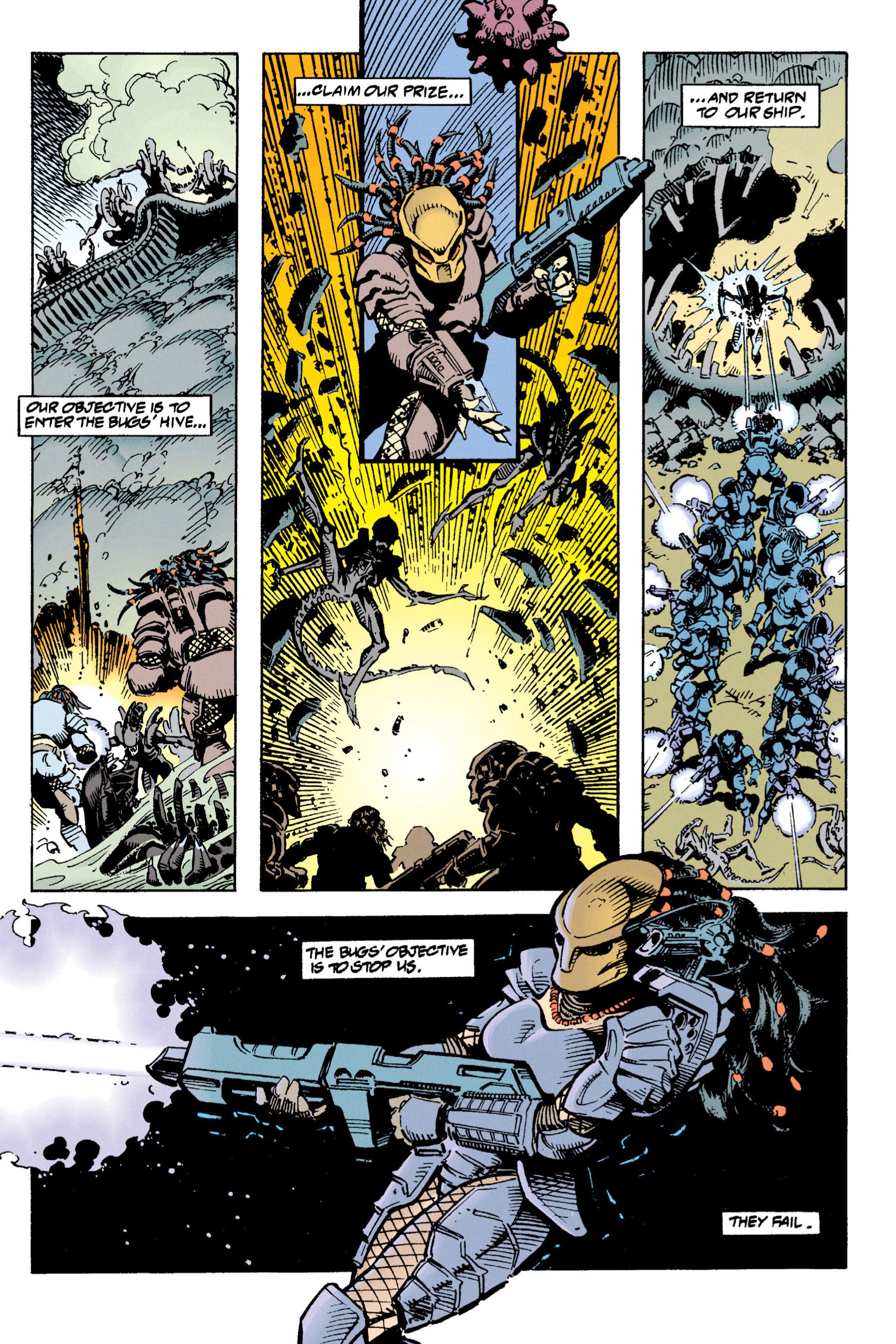 Read online Aliens vs. Predator Omnibus comic -  Issue # _TPB 1 Part 3 - 19