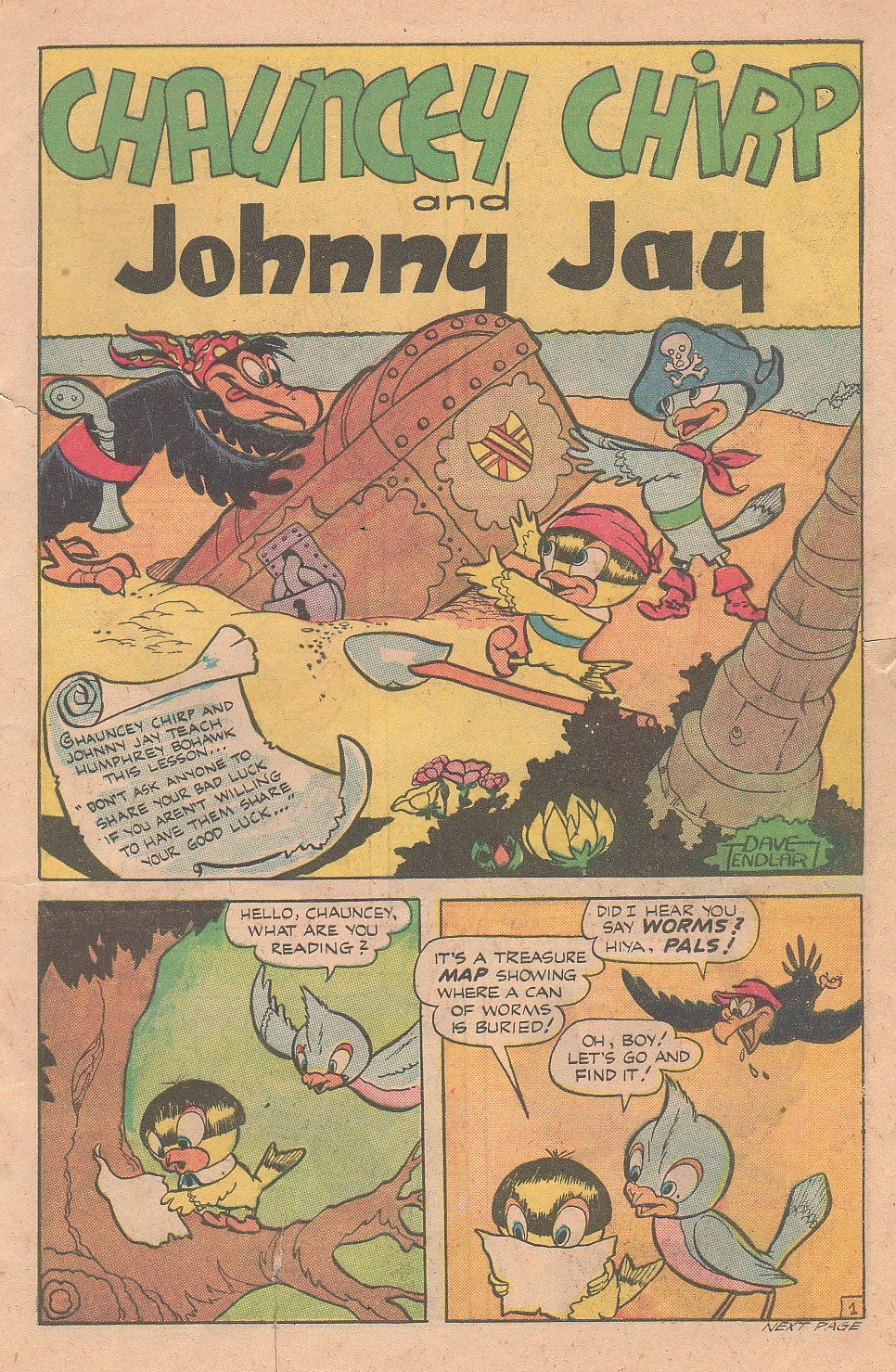 Jingle Jangle Comics issue 19 - Page 5