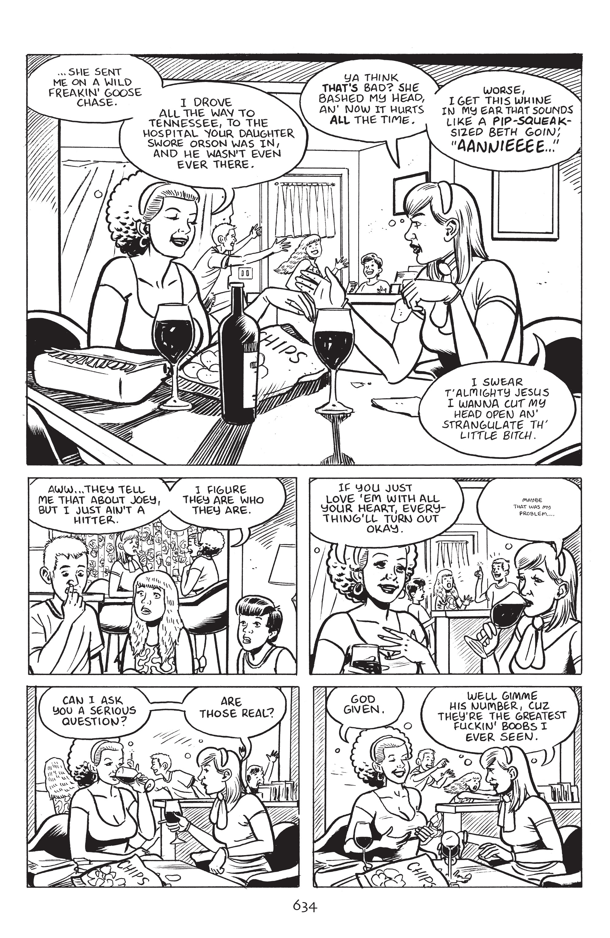Read online Stray Bullets: Sunshine & Roses comic -  Issue #23 - 17