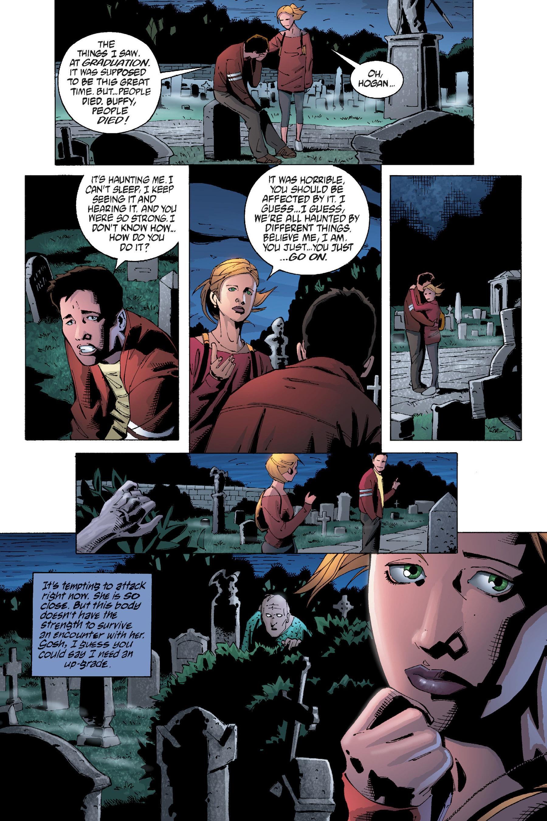 Read online Buffy the Vampire Slayer: Omnibus comic -  Issue # TPB 5 - 27