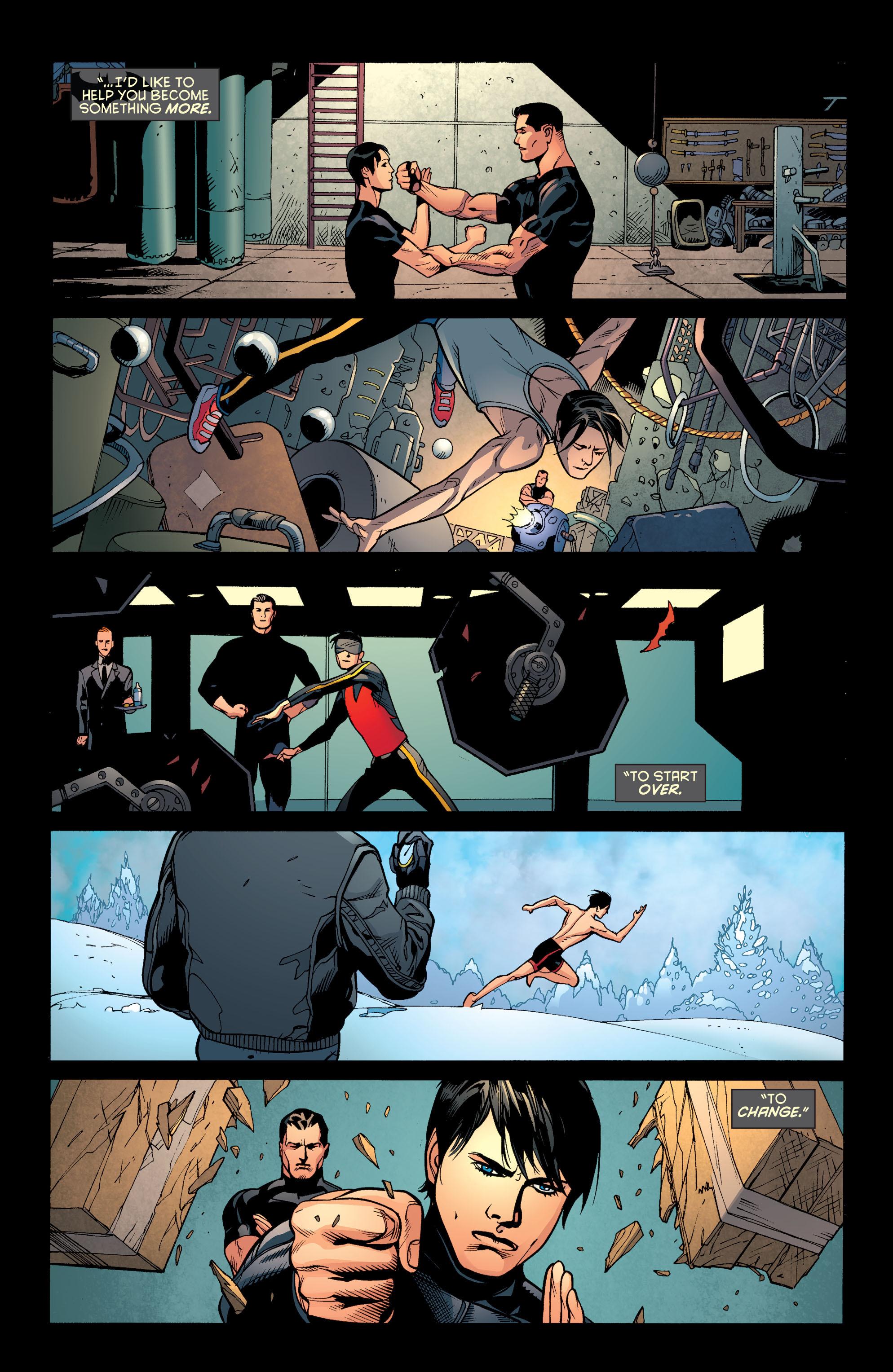 Read online Secret Origins (2014) comic -  Issue #1 - 22