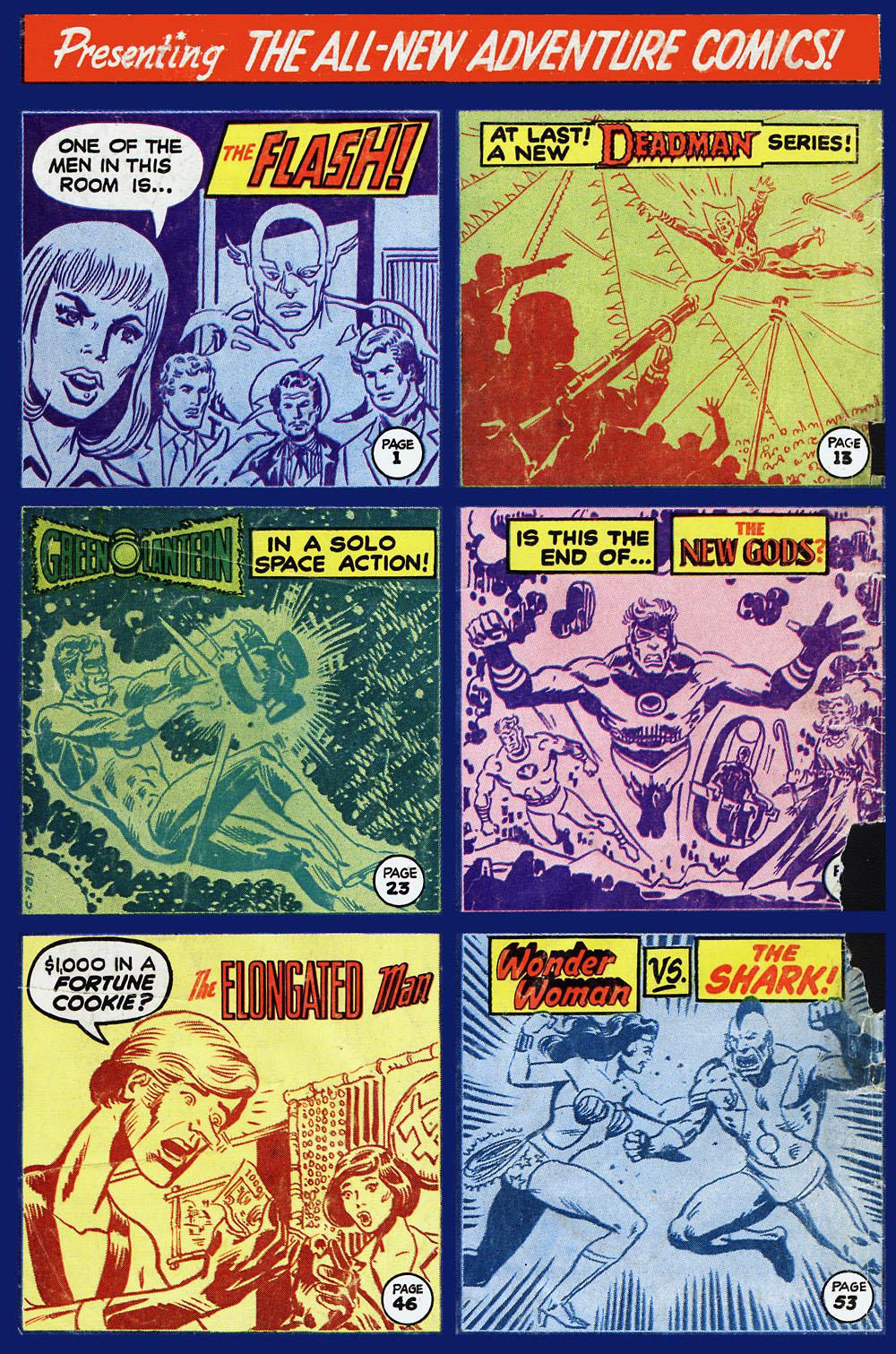 Read online Adventure Comics (1938) comic -  Issue #459 - 66