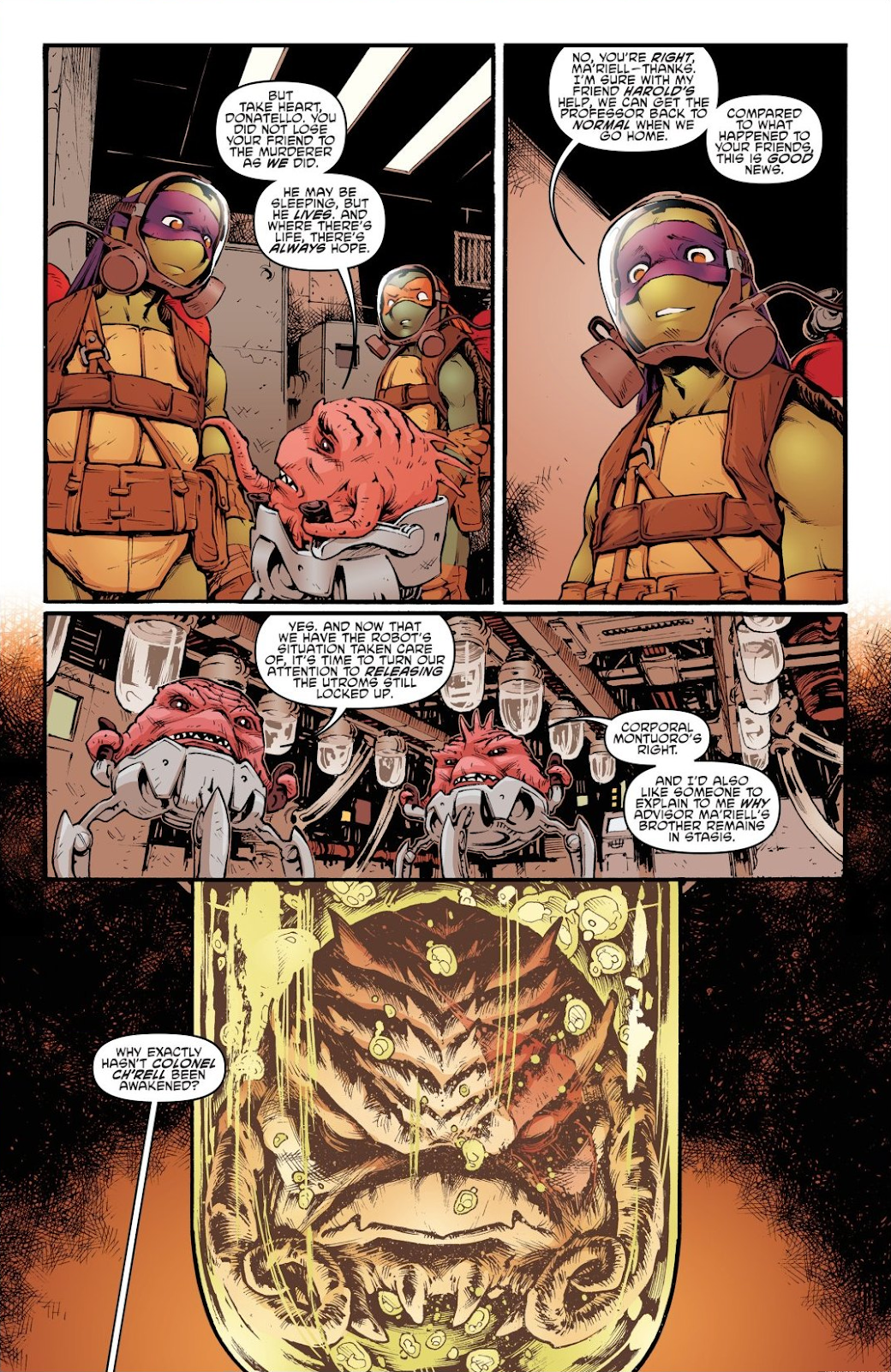 Read online Teenage Mutant Ninja Turtles: The IDW Collection comic -  Issue # TPB 7 (Part 2) - 55
