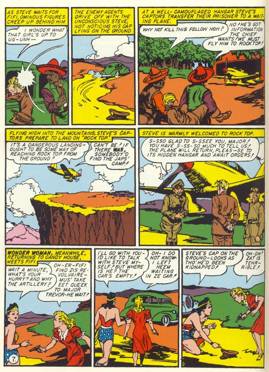 Read online Sensation (Mystery) Comics comic -  Issue #16 - 9