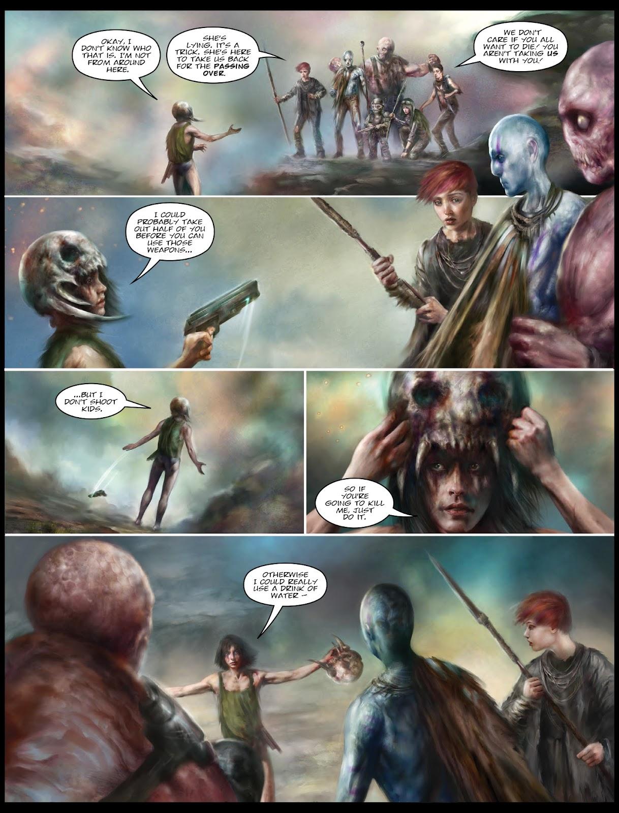 Judge Dredd Megazine (Vol. 5) issue 427 - Page 60